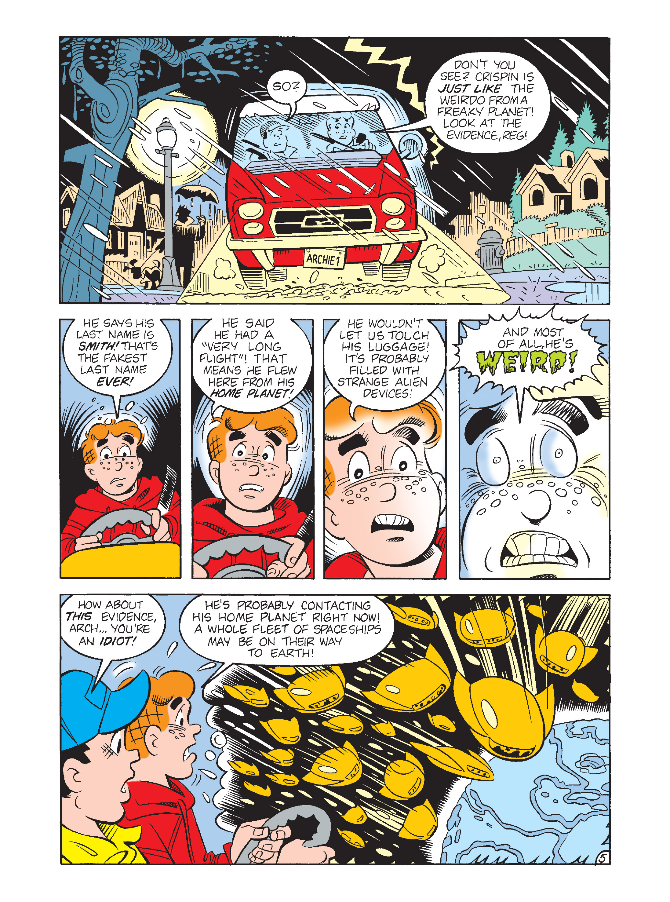 Read online Archie 1000 Page Comics Bonanza comic -  Issue #1 (Part 2) - 114