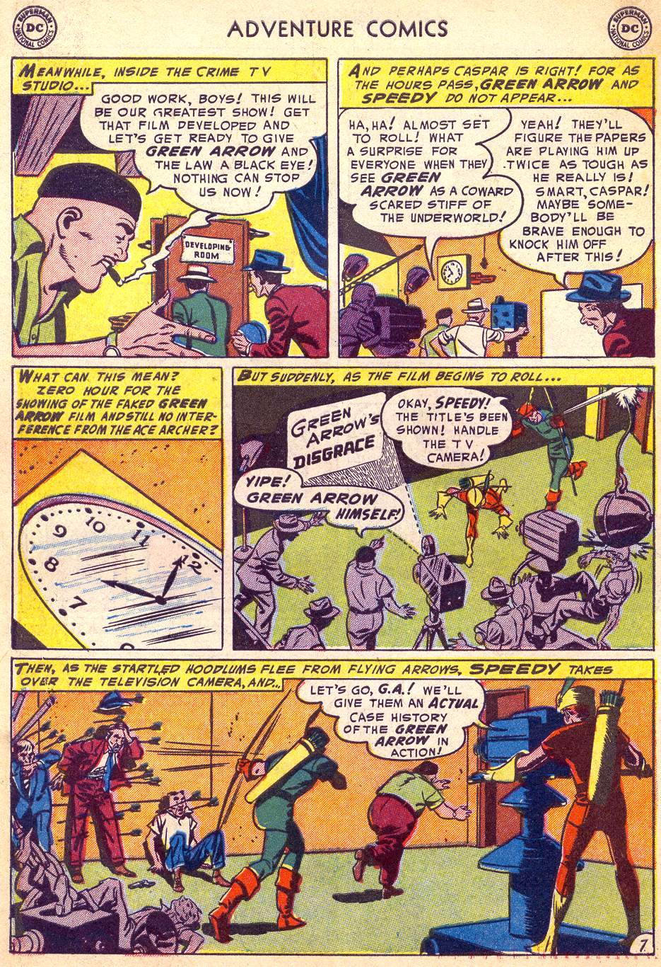 Read online Adventure Comics (1938) comic -  Issue #197 - 40