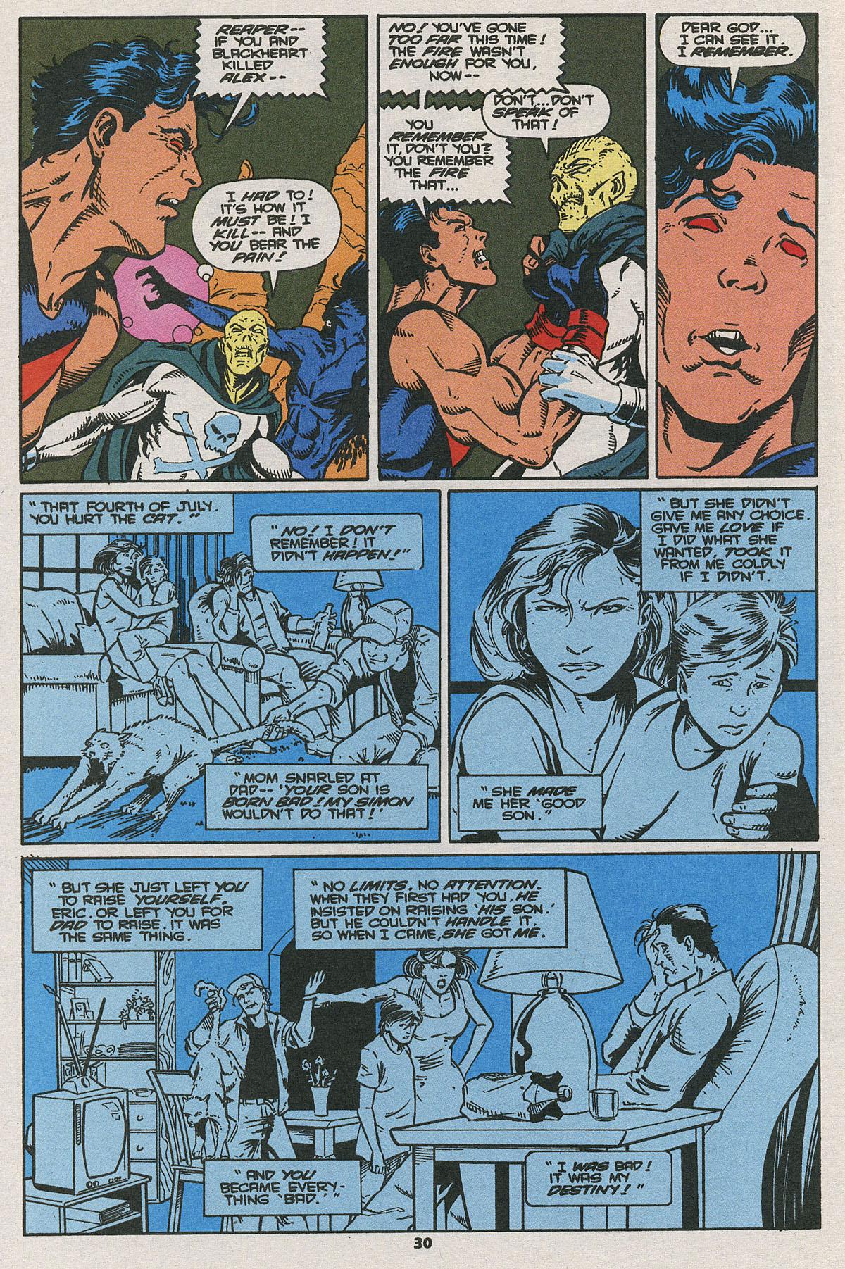 Read online Wonder Man (1991) comic -  Issue #25 - 24