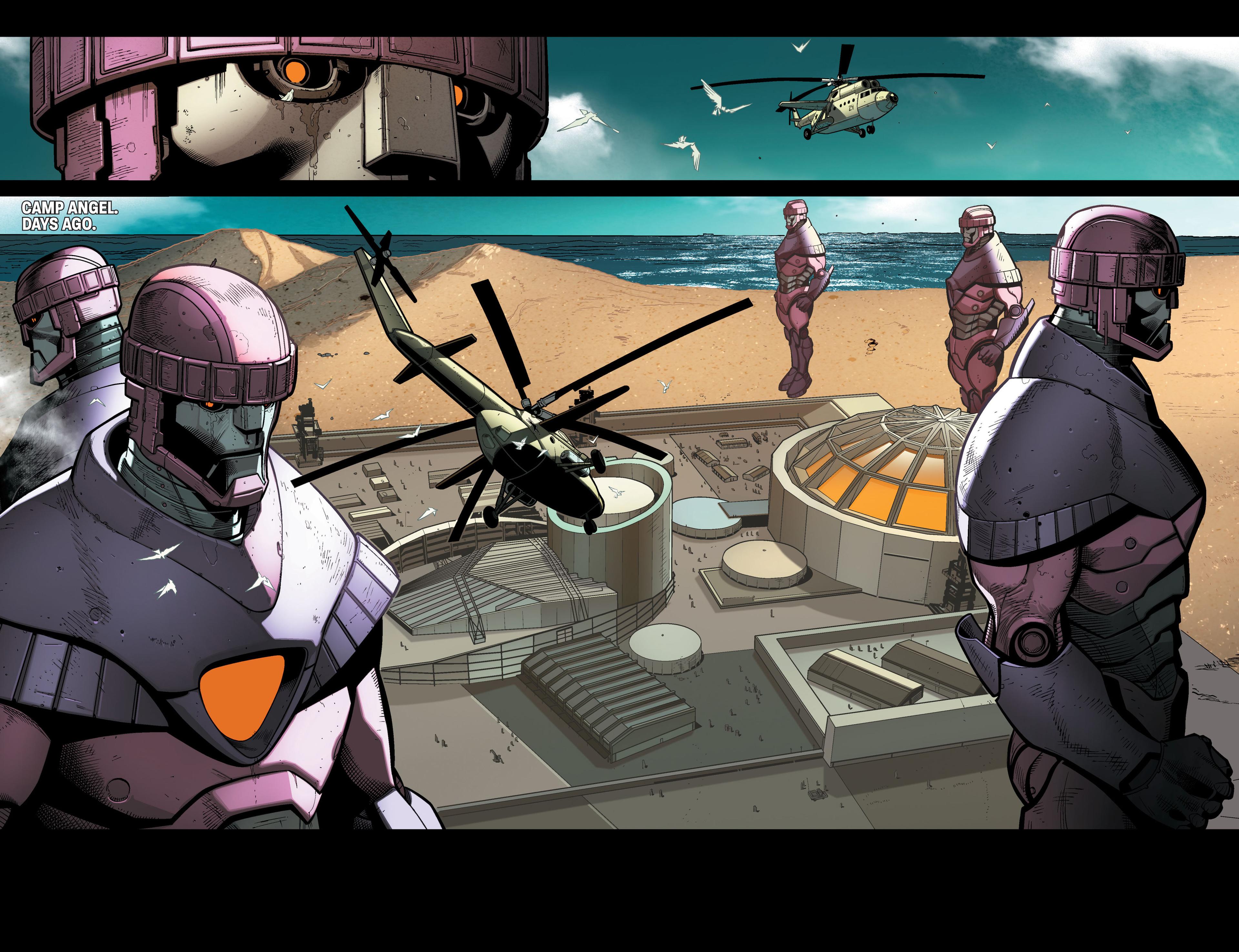 Read online Ultimate Comics X-Men comic -  Issue #9 - 3