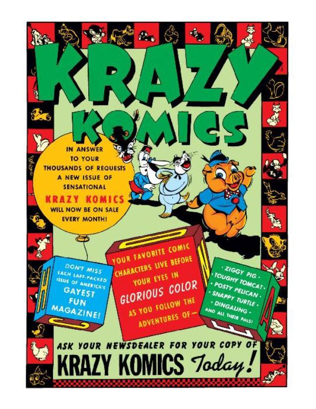 Read online All-Winners Comics comic -  Issue #5 - 68