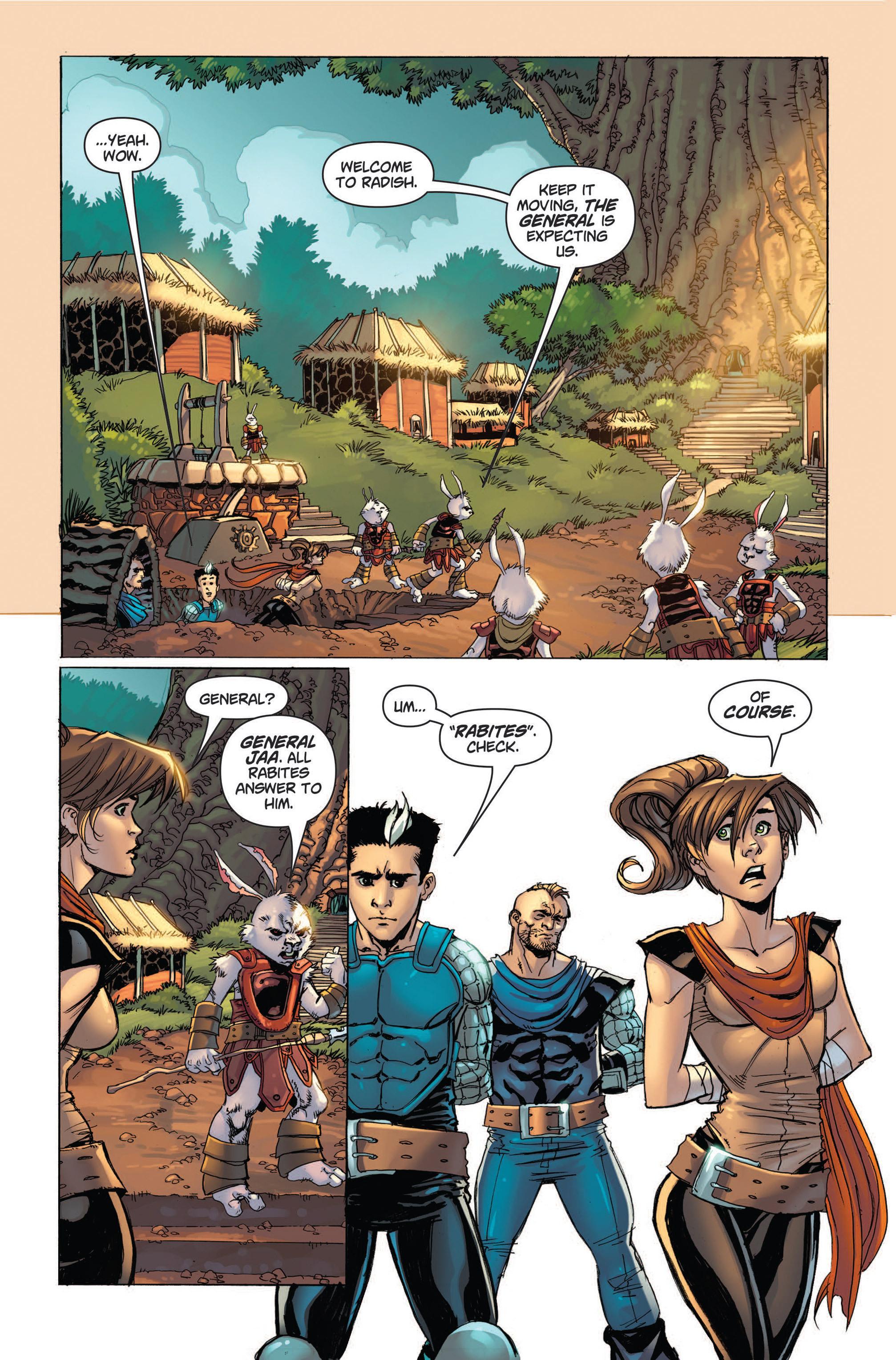 Read online Skyward comic -  Issue #4 - 10