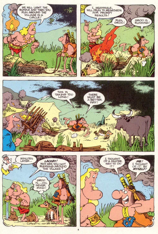 Read online Sergio Aragonés Groo the Wanderer comic -  Issue #97 - 10