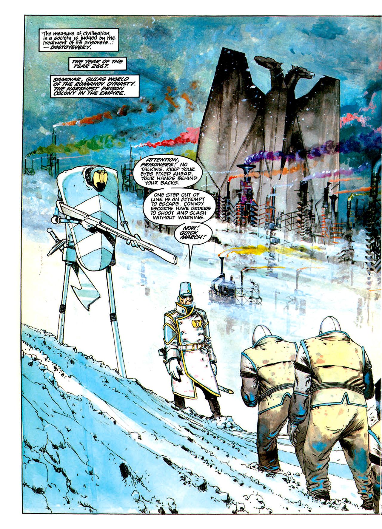 Read online Nikolai Dante comic -  Issue # TPB 1 - 155
