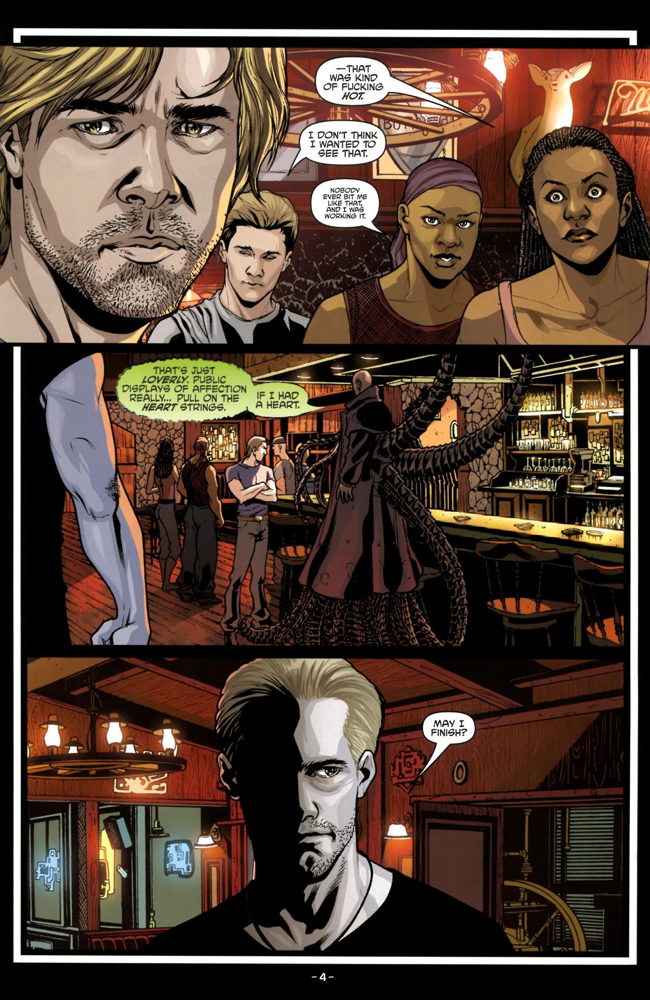 Read online True Blood (2010) comic -  Issue #3 - 6