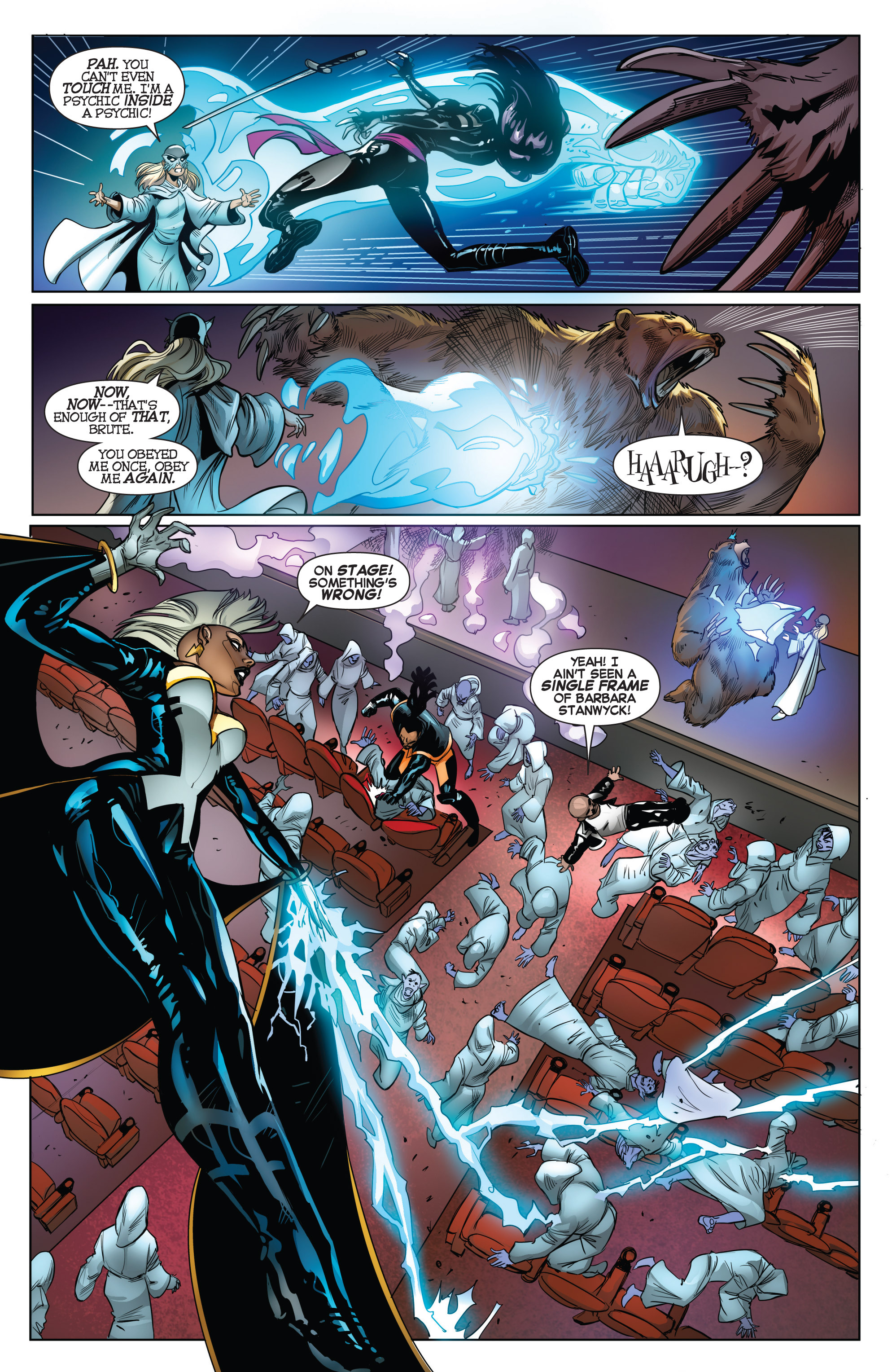 Read online Uncanny X-Force (2013) comic -  Issue #13 - 19