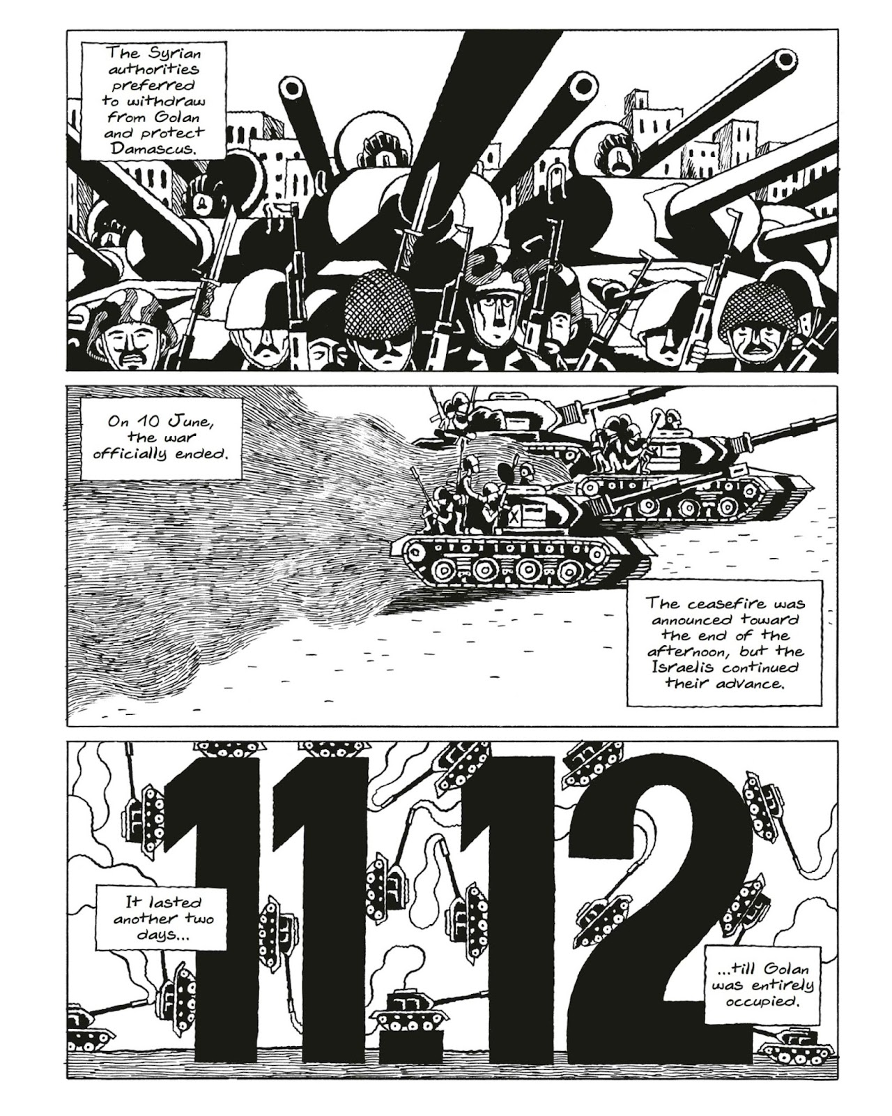 Best of Enemies: A History of US and Middle East Relations issue TPB_2 - Page 37