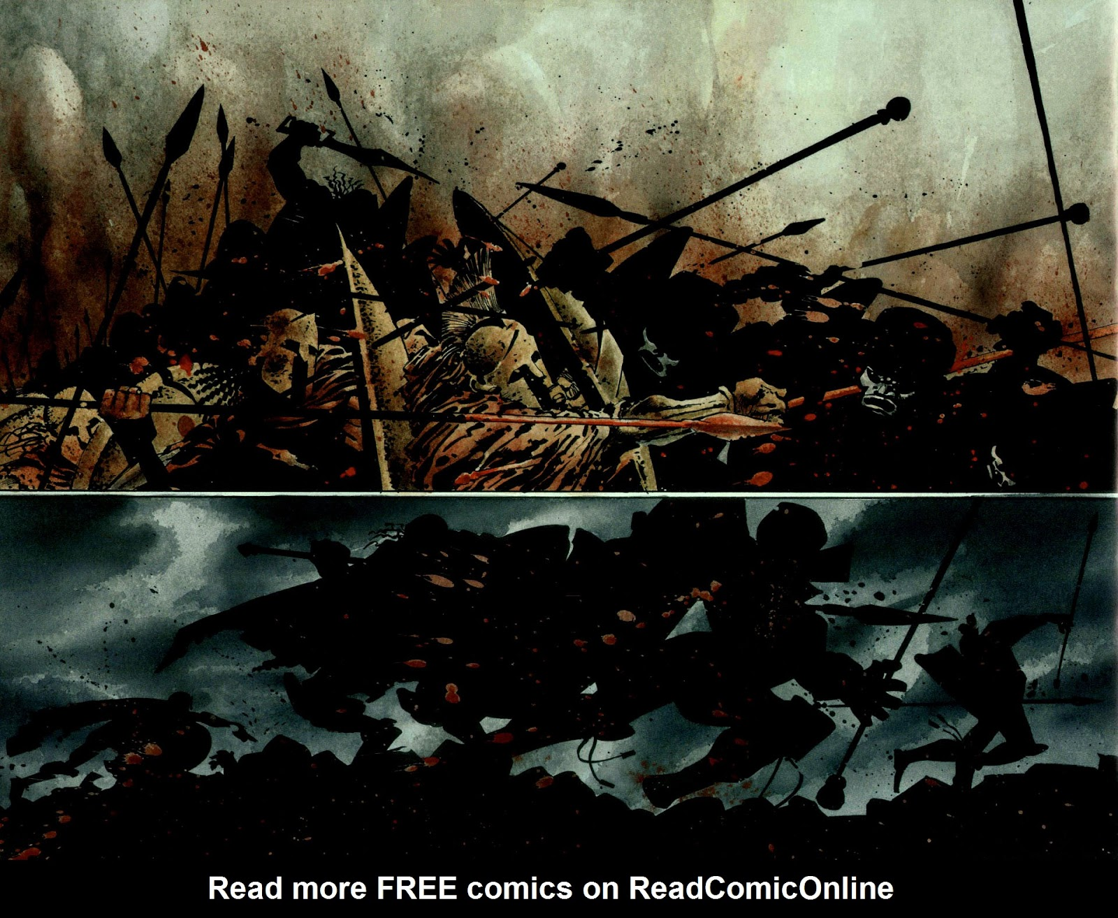Read online 300 (2007) comic -  Issue # TPB - 61