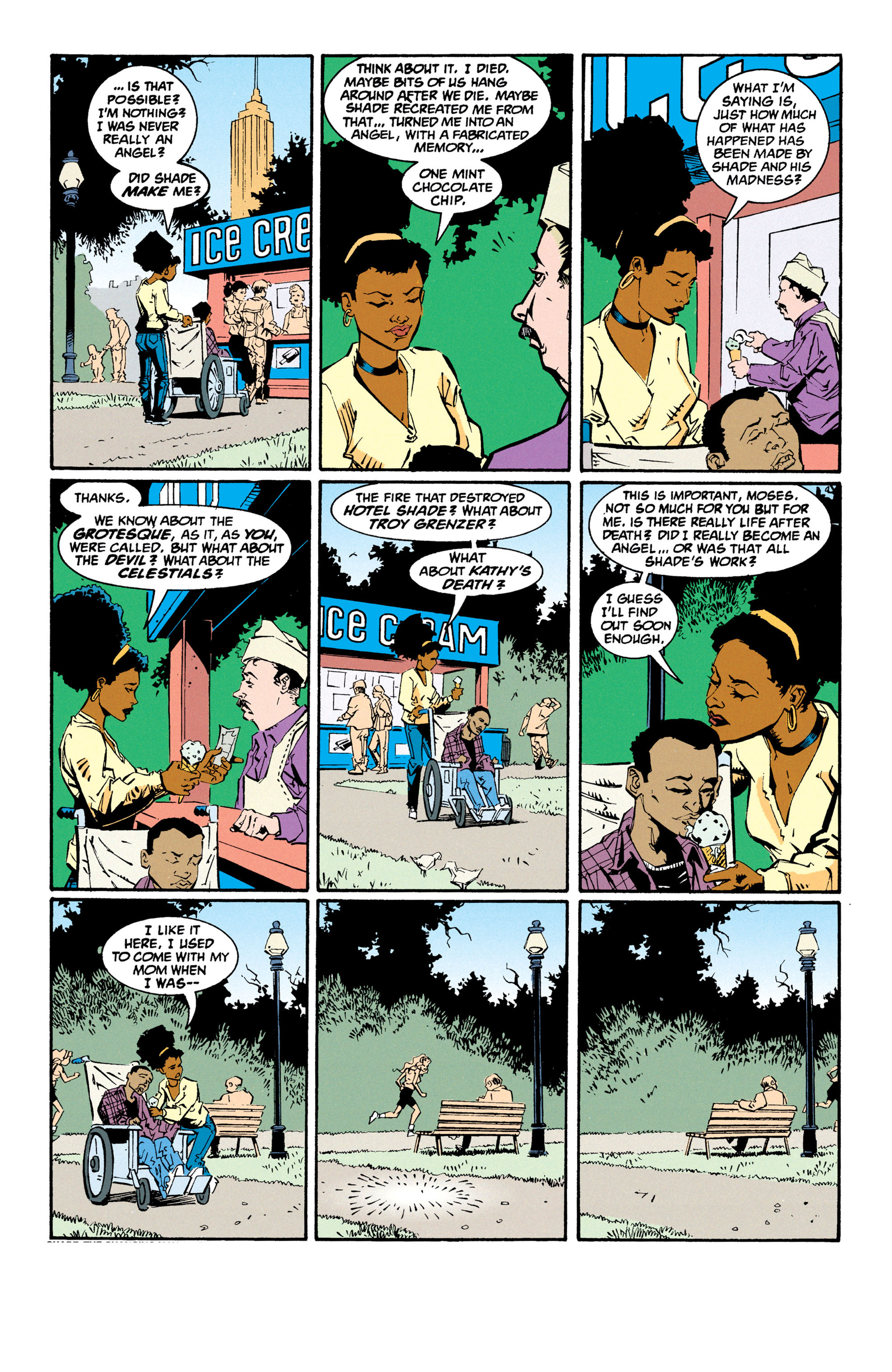 Read online Shade, the Changing Man comic -  Issue #68 - 2