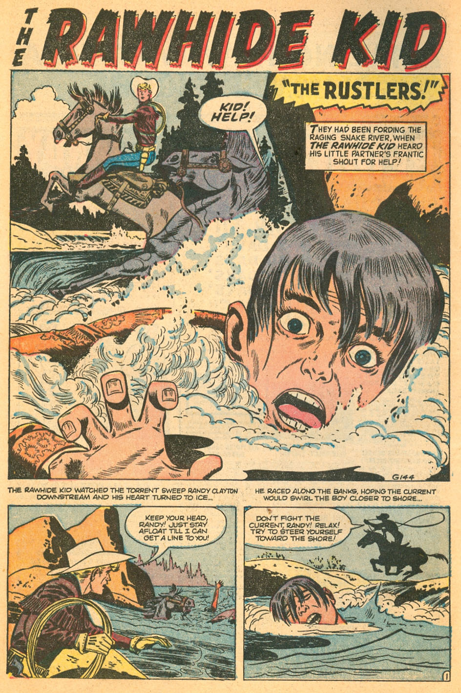The Rawhide Kid (1955) issue 3 - Page 10