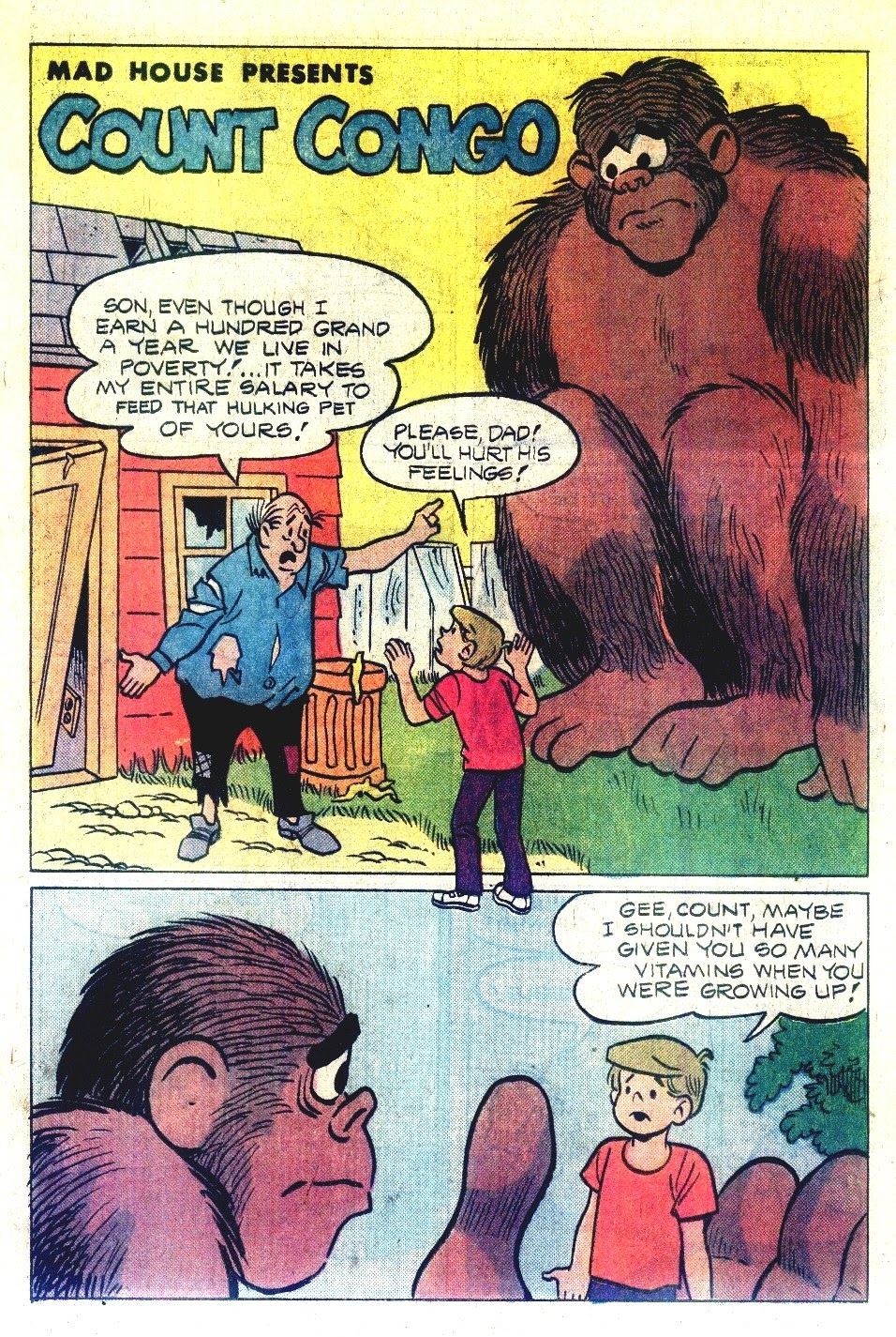 Read online Madhouse Comics comic -  Issue #106 - 13