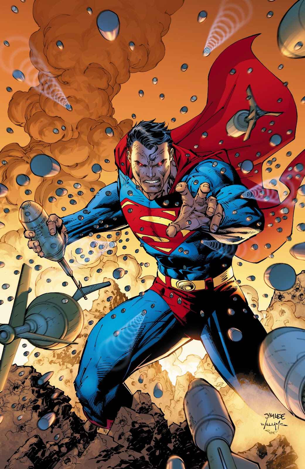 Read online Superman: For Tomorrow comic -  Issue # TPB (Part 1) - 36