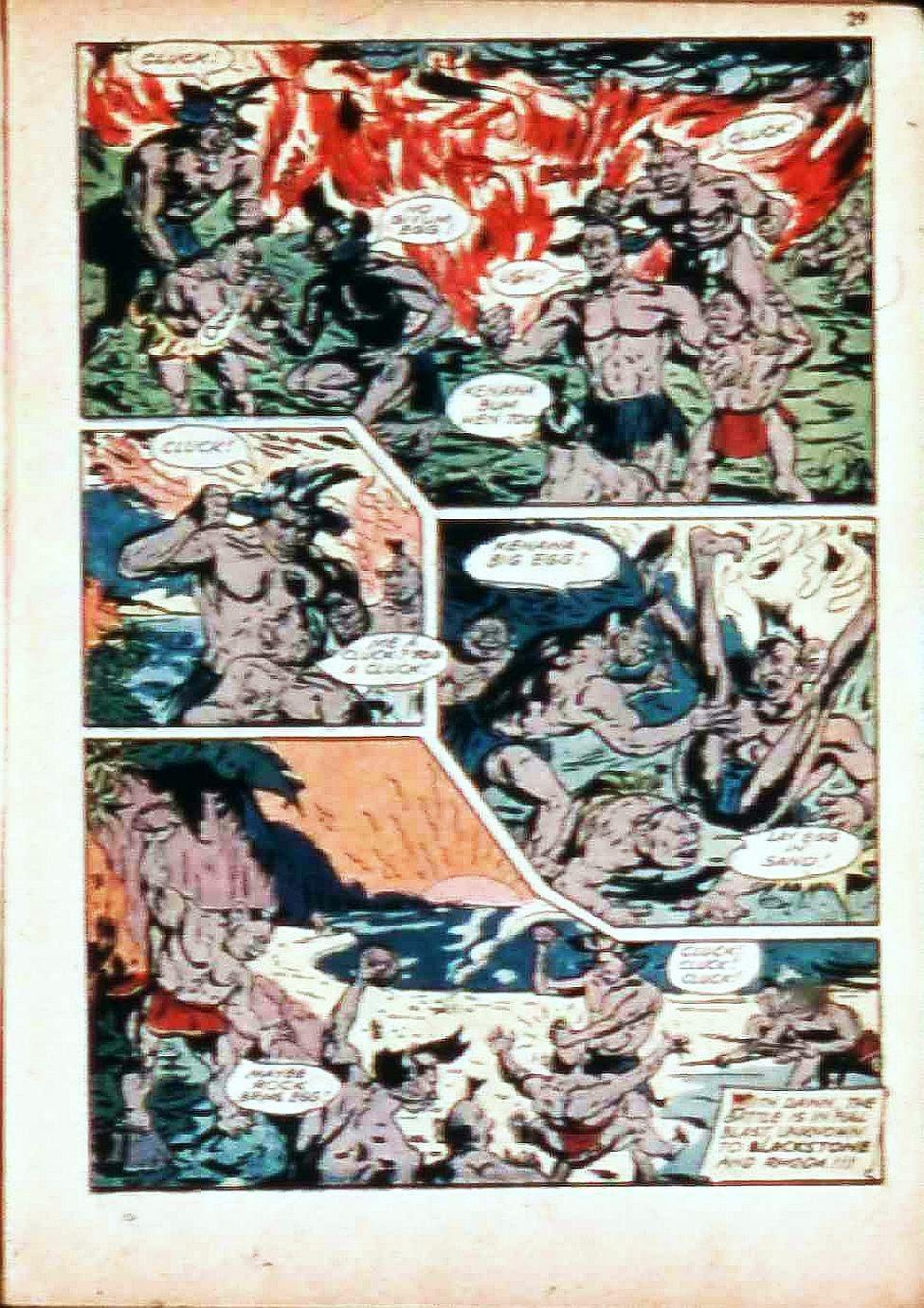 Read online Super-Magician Comics comic -  Issue #17 - 29