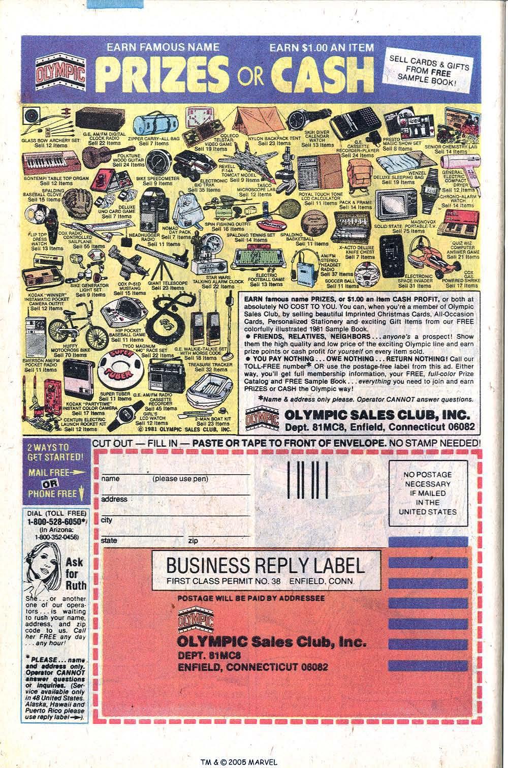 Read online Uncanny X-Men (1963) comic -  Issue # _Annual 5 - 50