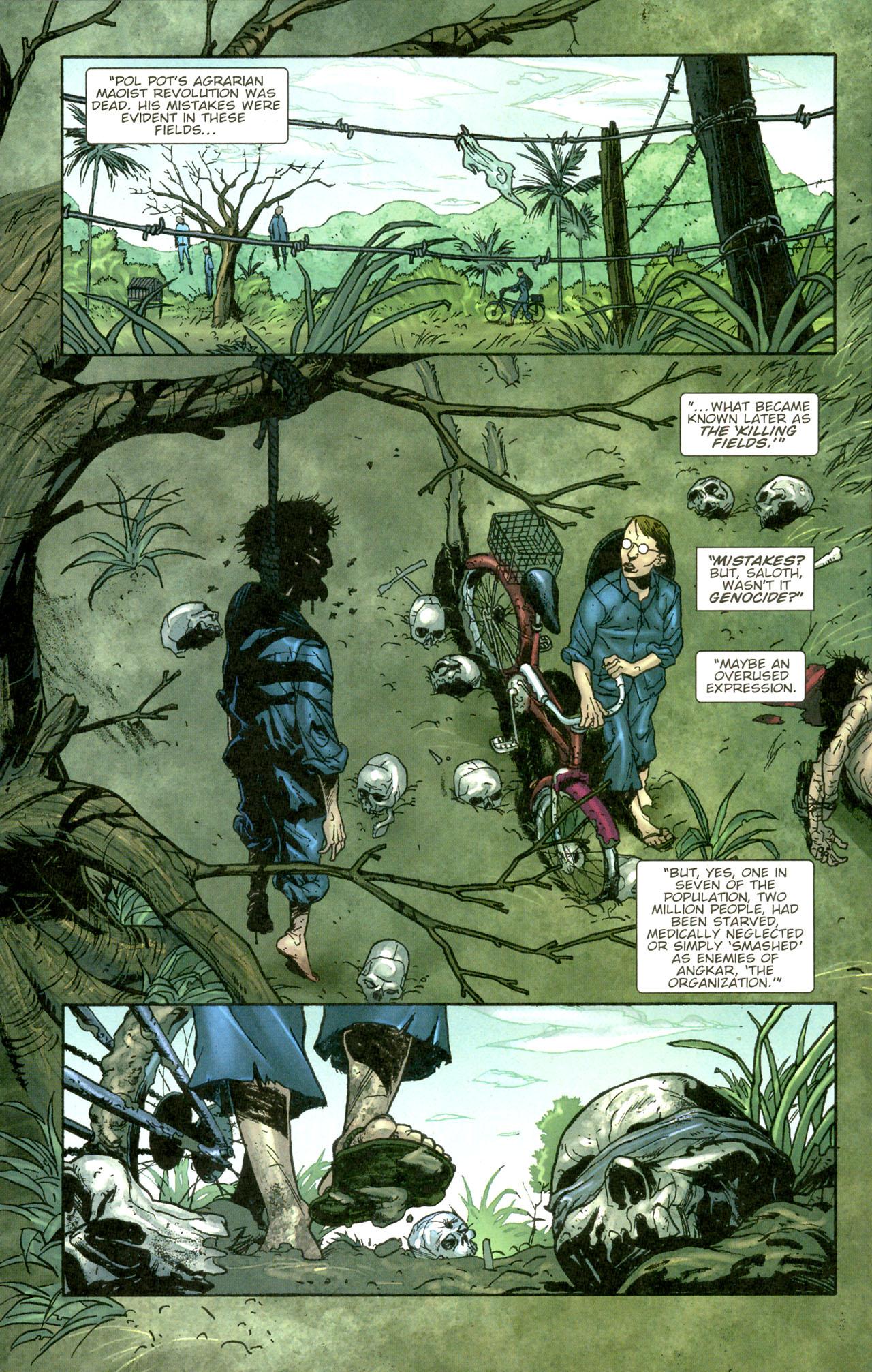 Read online The Exterminators comic -  Issue #11 - 15