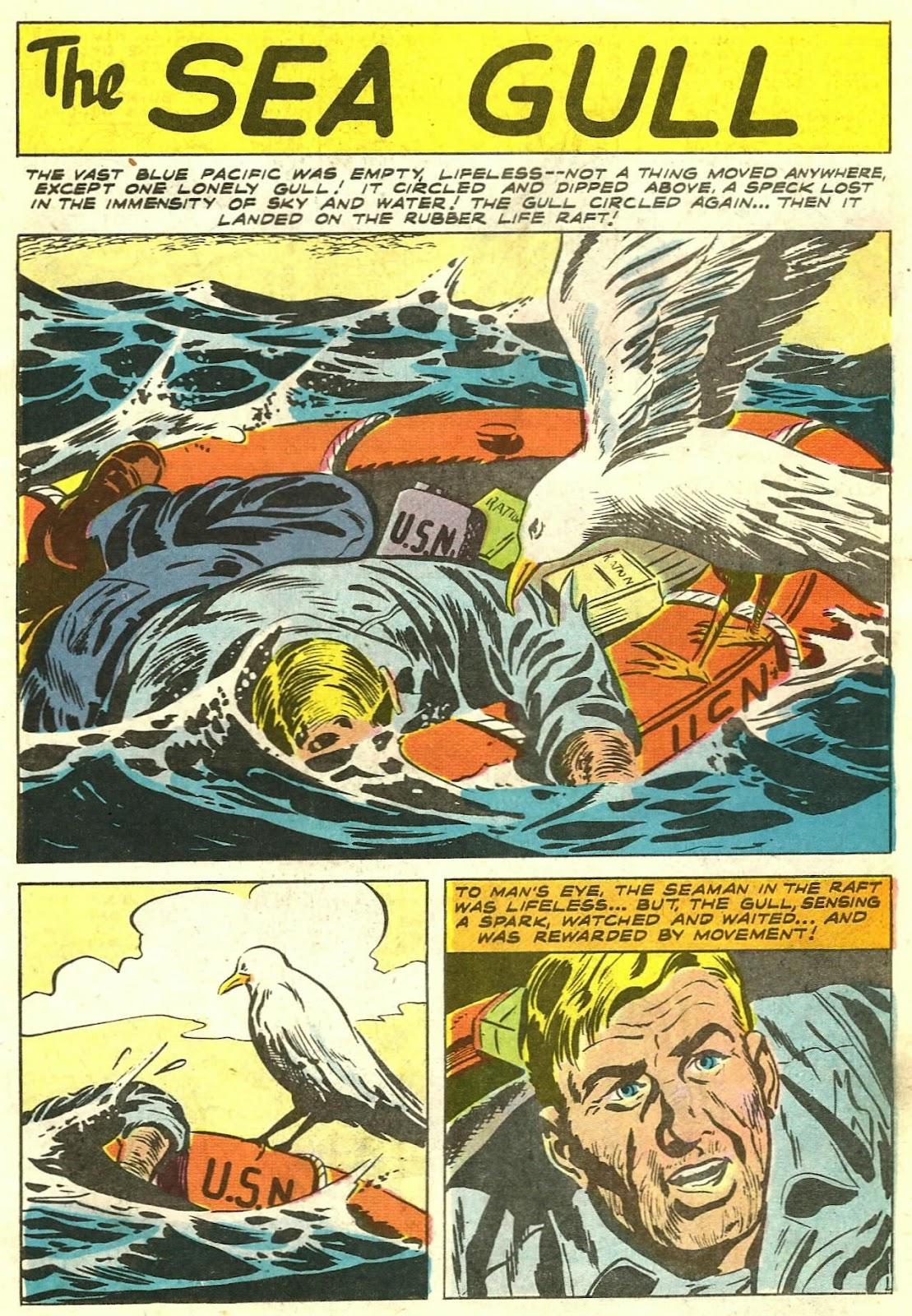 Read online Fightin' Navy comic -  Issue #130 - 27