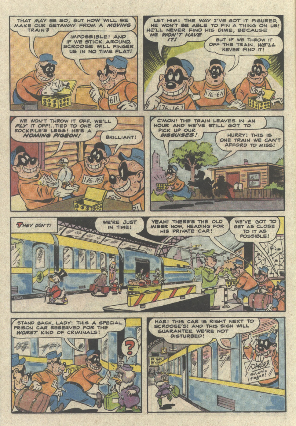 Read online Uncle Scrooge (1953) comic -  Issue #228 - 16