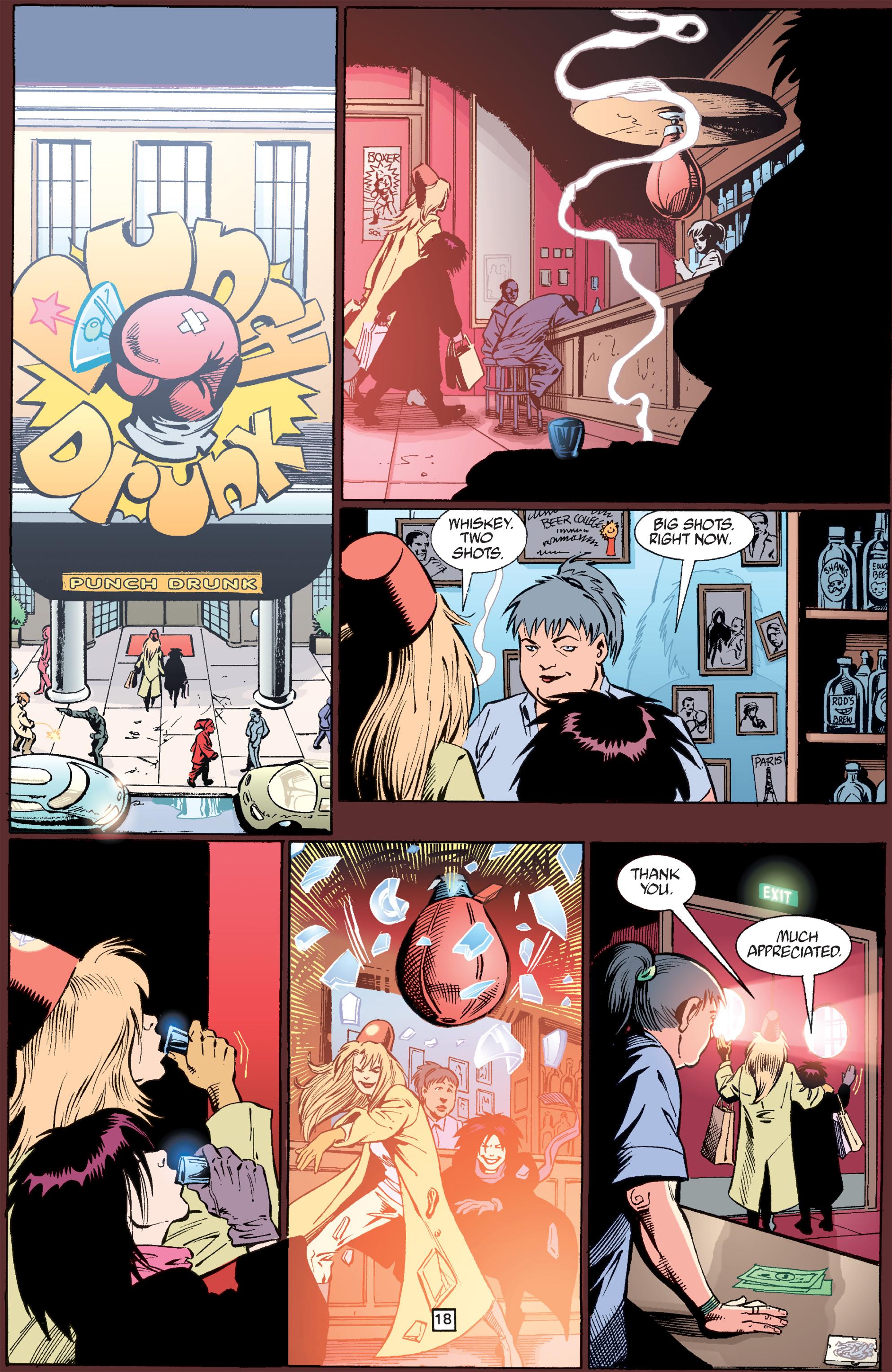 Read online Transmetropolitan comic -  Issue #33 - 19