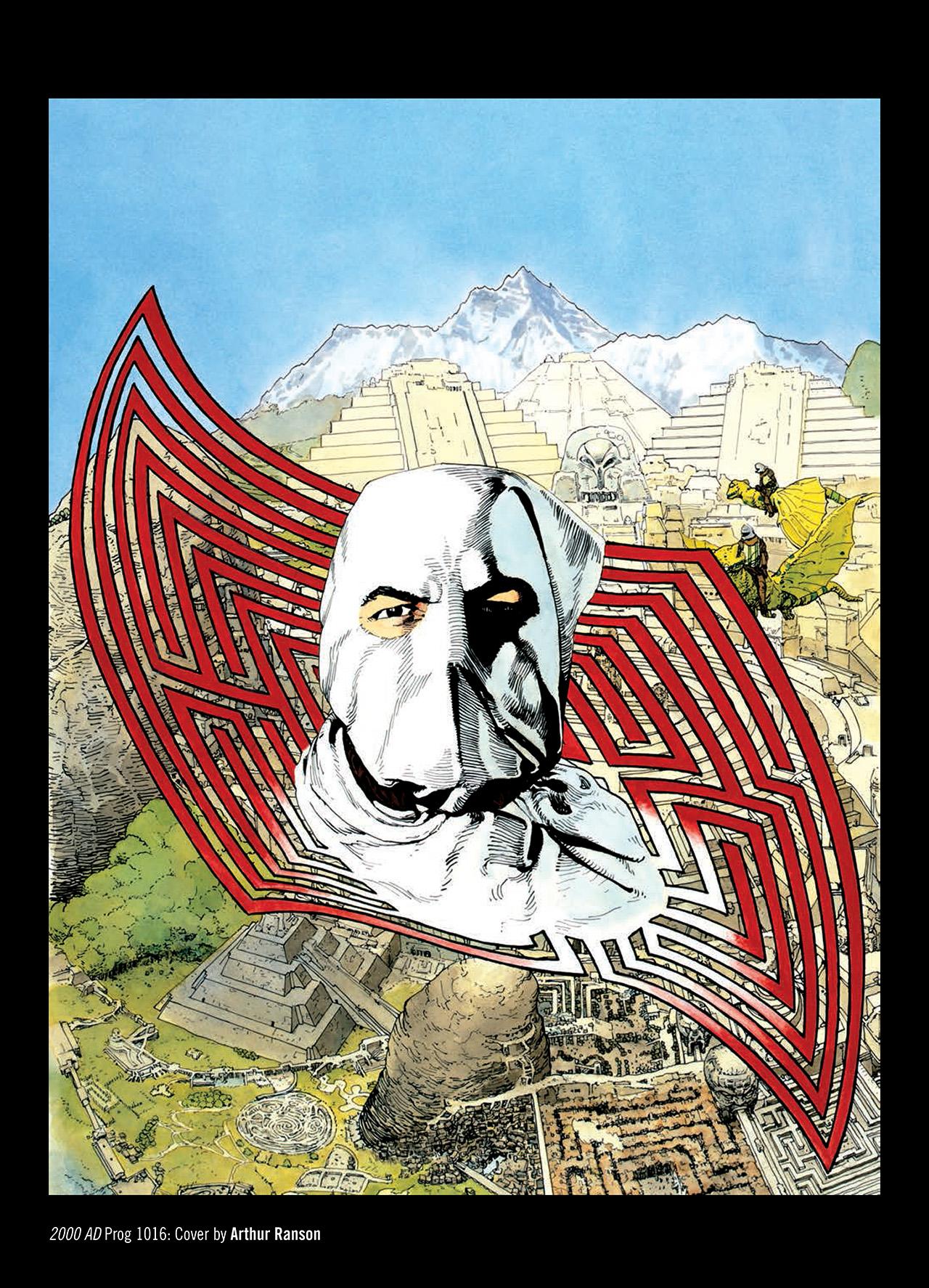Read online Mazeworld comic -  Issue # TPB - 188