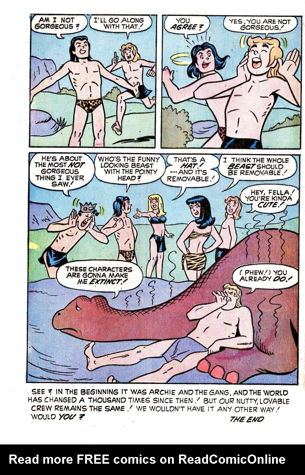 Read online Archie (1960) comic -  Issue #227 - 24