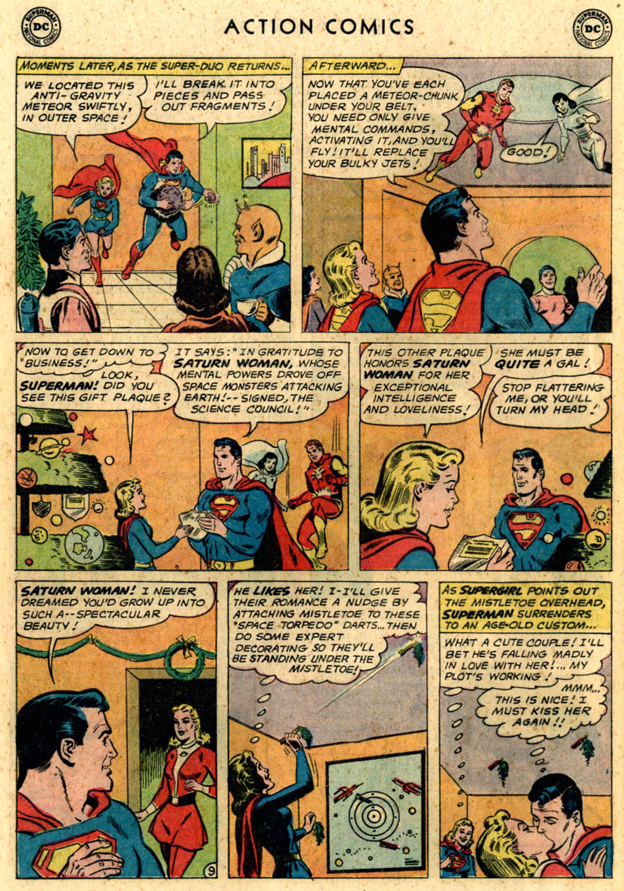 Read online Action Comics (1938) comic -  Issue #289 - 28