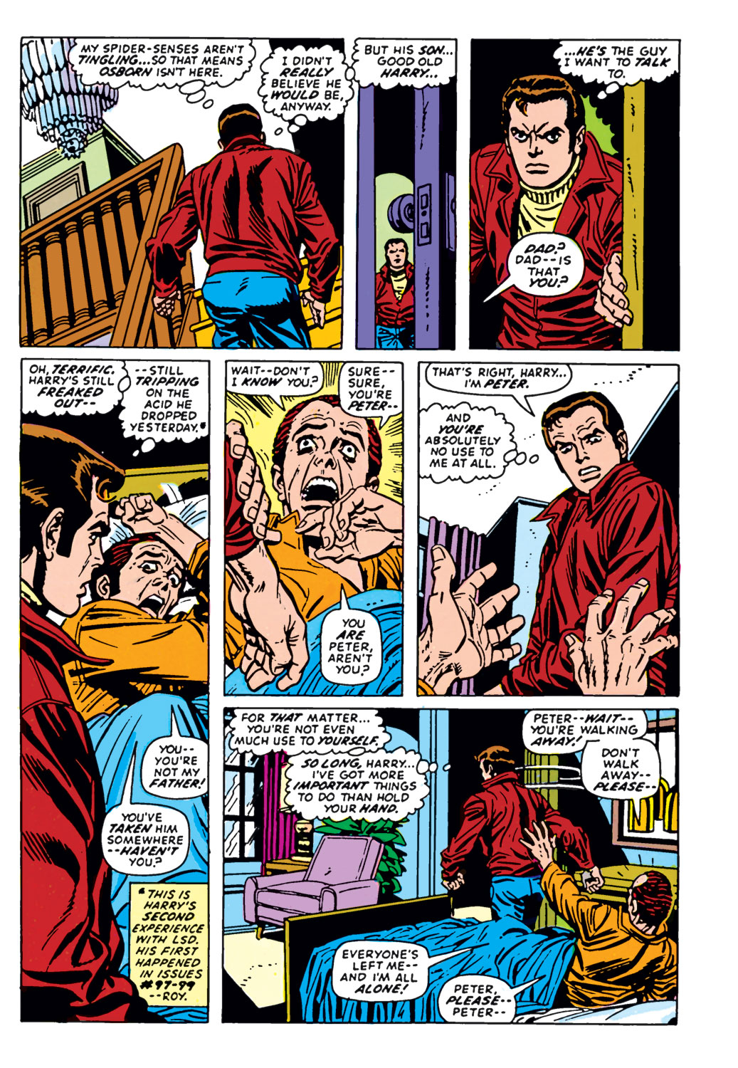 The Amazing Spider-Man (1963) 122 Page 10