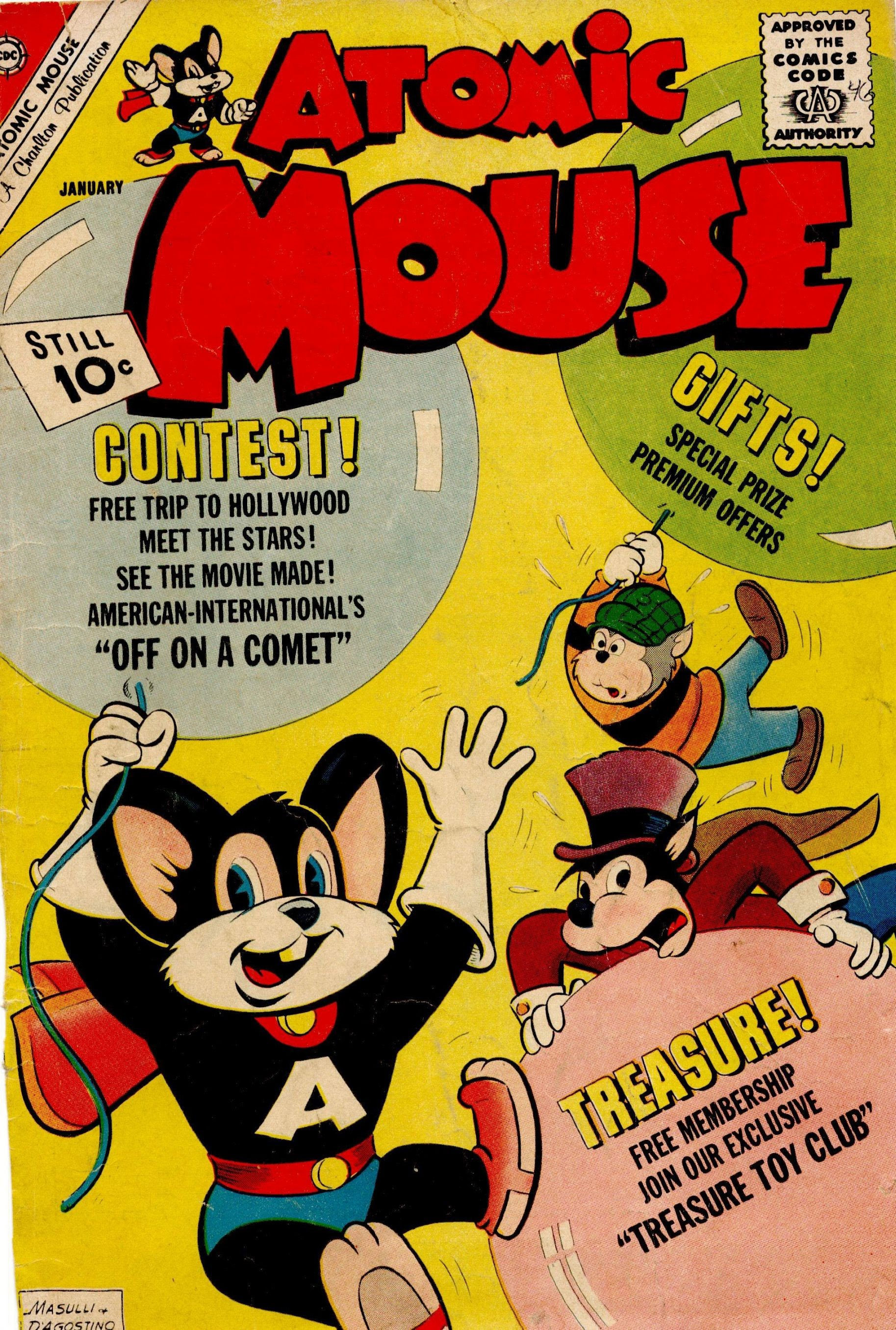 Atomic Mouse 46 Page 1