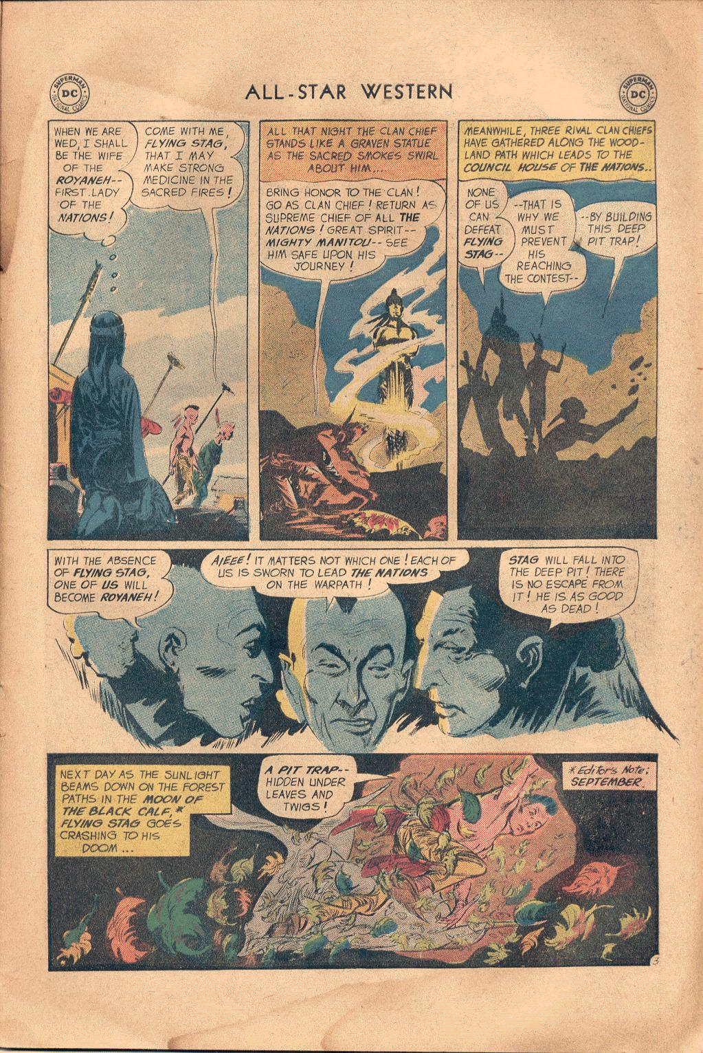 Read online All-Star Western (1951) comic -  Issue #117 - 22
