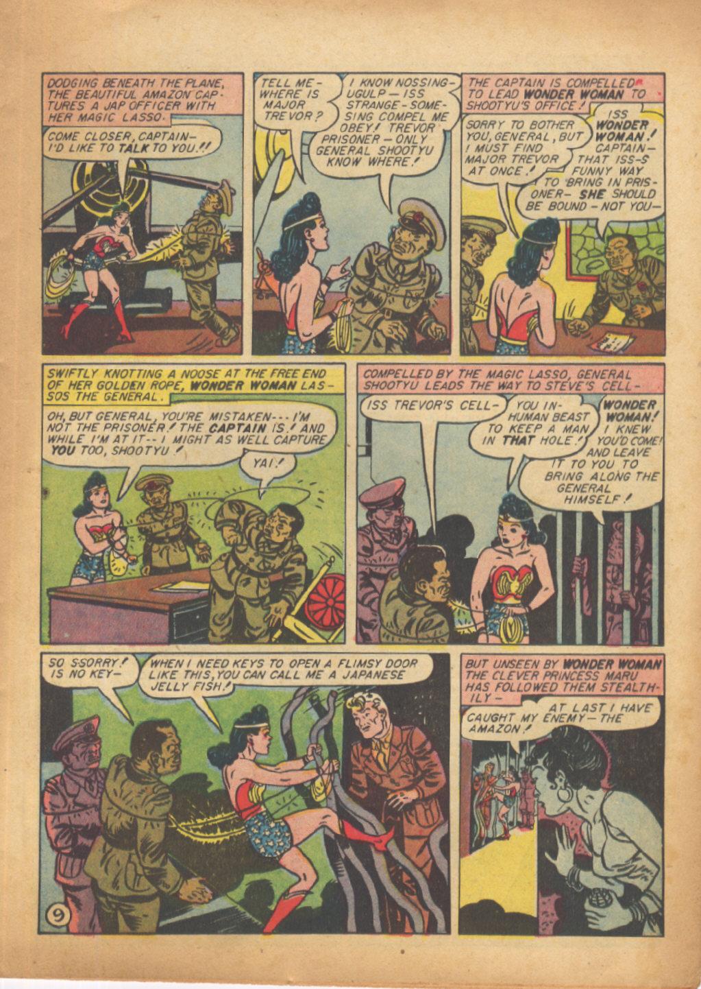 Read online Sensation (Mystery) Comics comic -  Issue #24 - 11