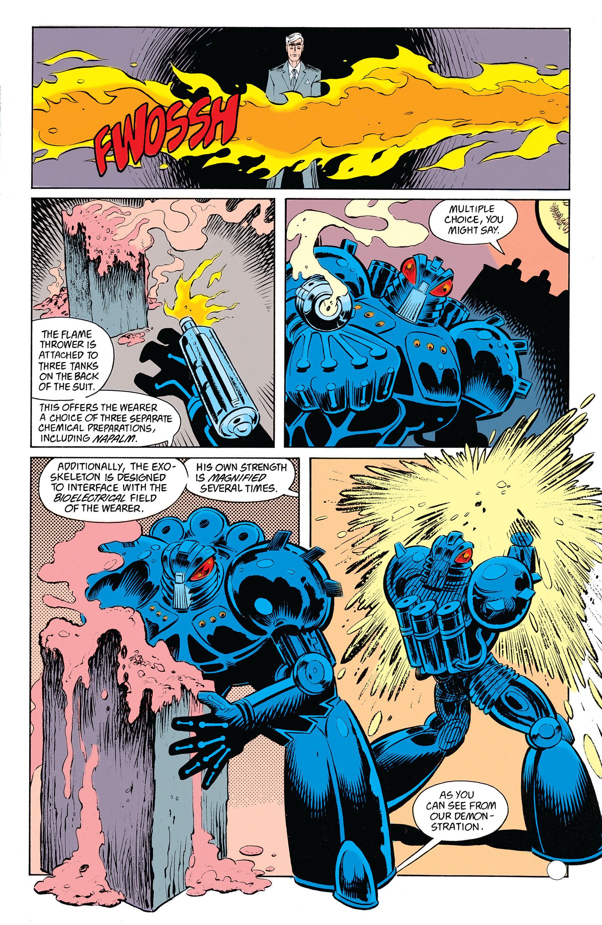 Read online Animal Man (1988) comic -  Issue #20 - 19