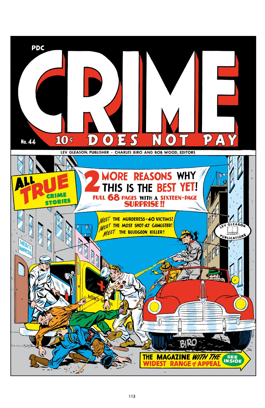 Read online Crime Does Not Pay Archives comic -  Issue # TPB 6 (Part 2) - 15