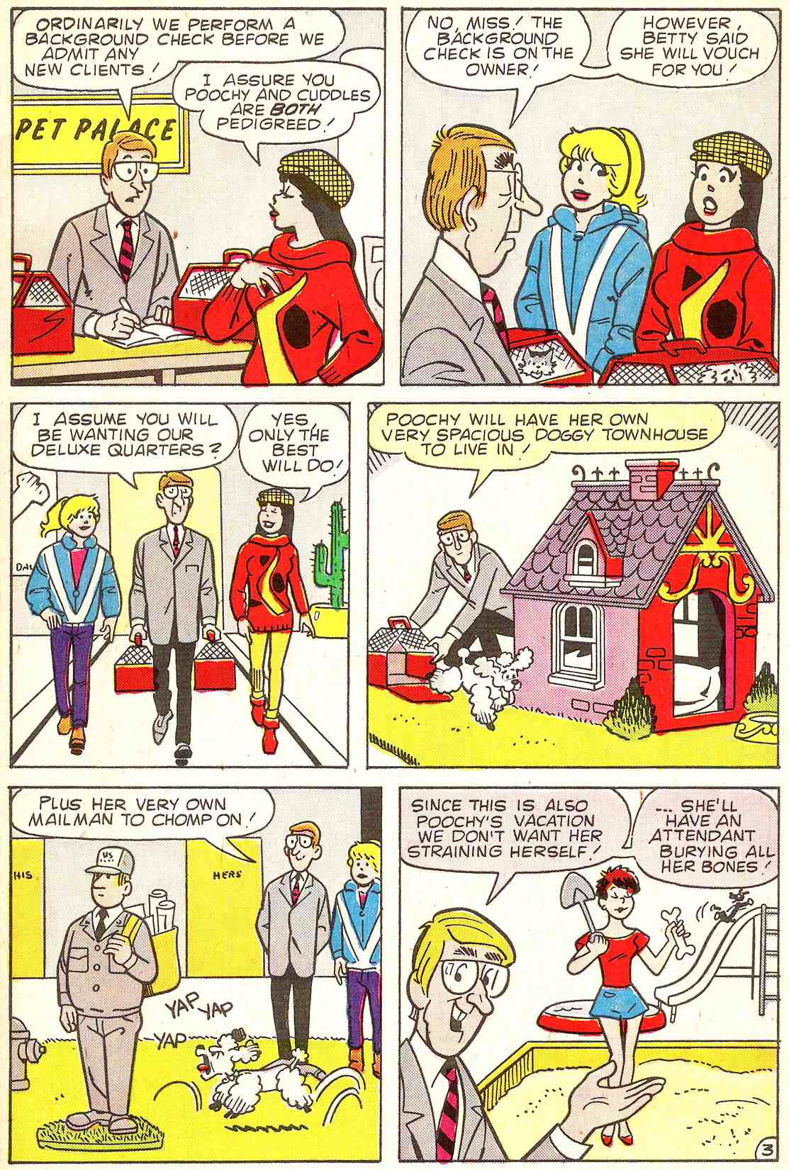 Read online Archie's Girls Betty and Veronica comic -  Issue #341 - 31