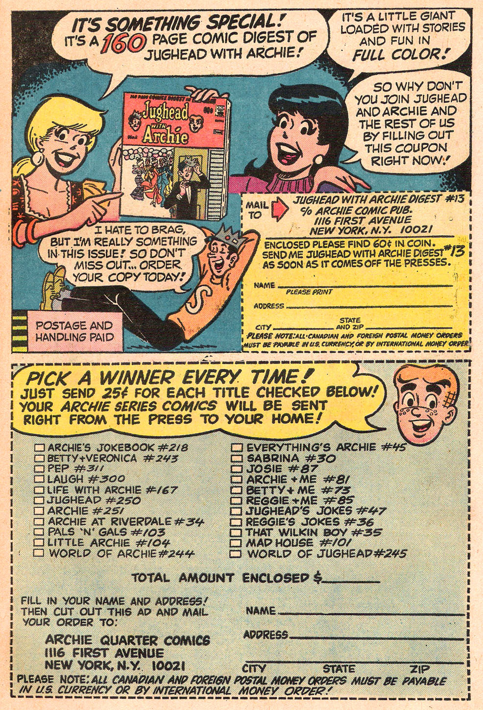 Read online Archie's Girls Betty and Veronica comic -  Issue #242 - 27