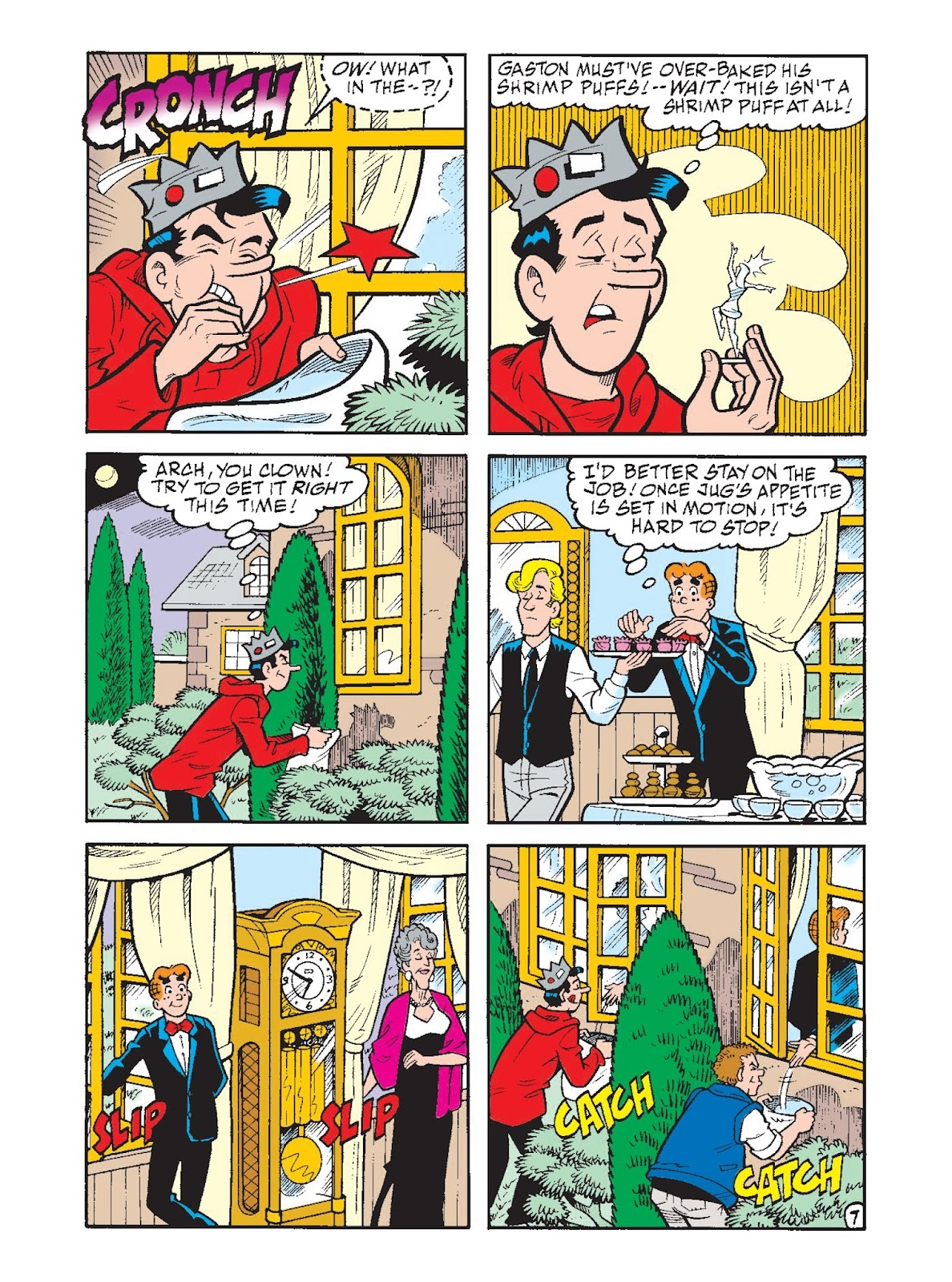 Archie 1000 Page Comics Digest issue TPB_(Part_6) - Page 91