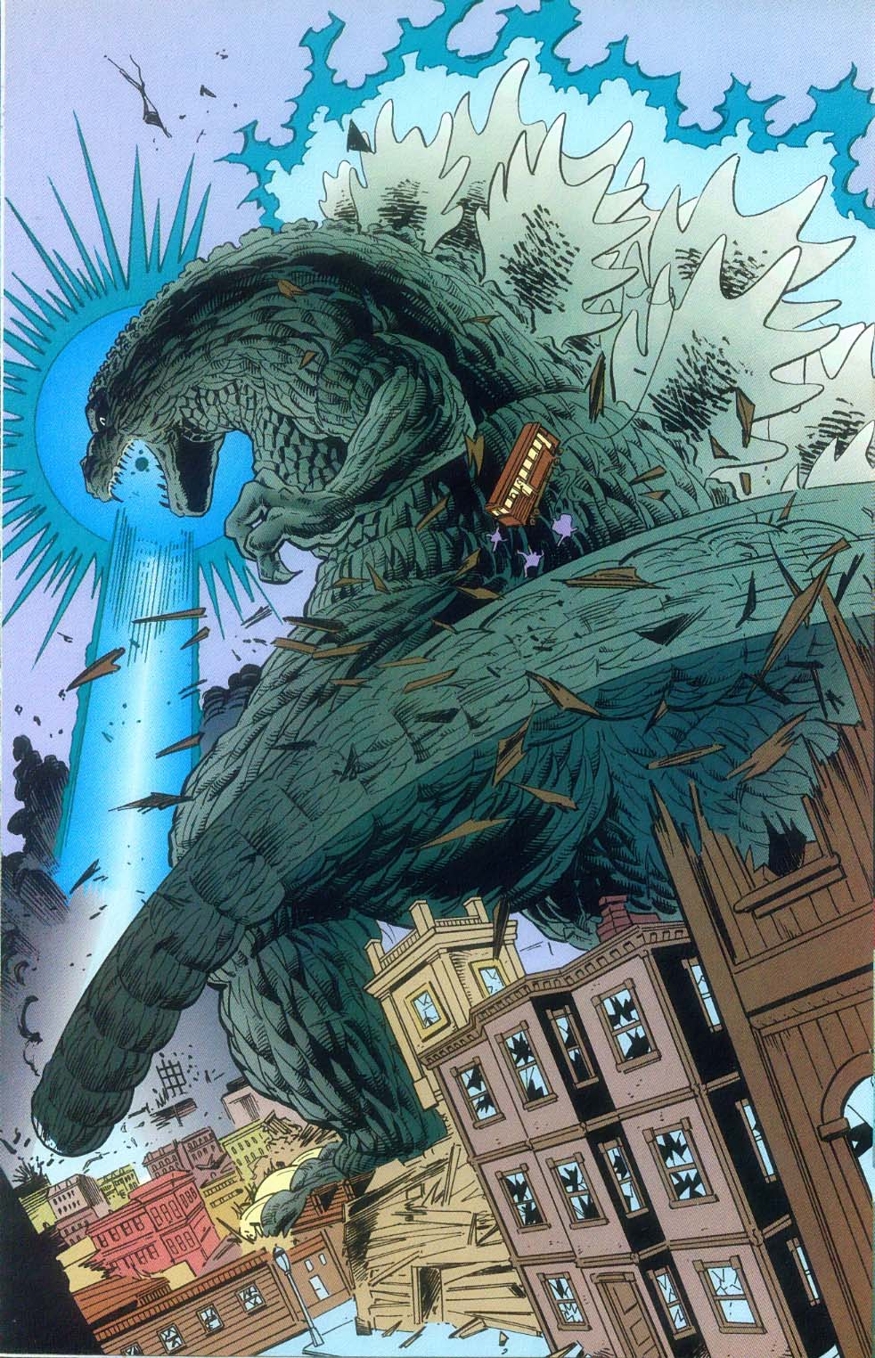 Godzilla (1995) Issue #11 #12 - English 22