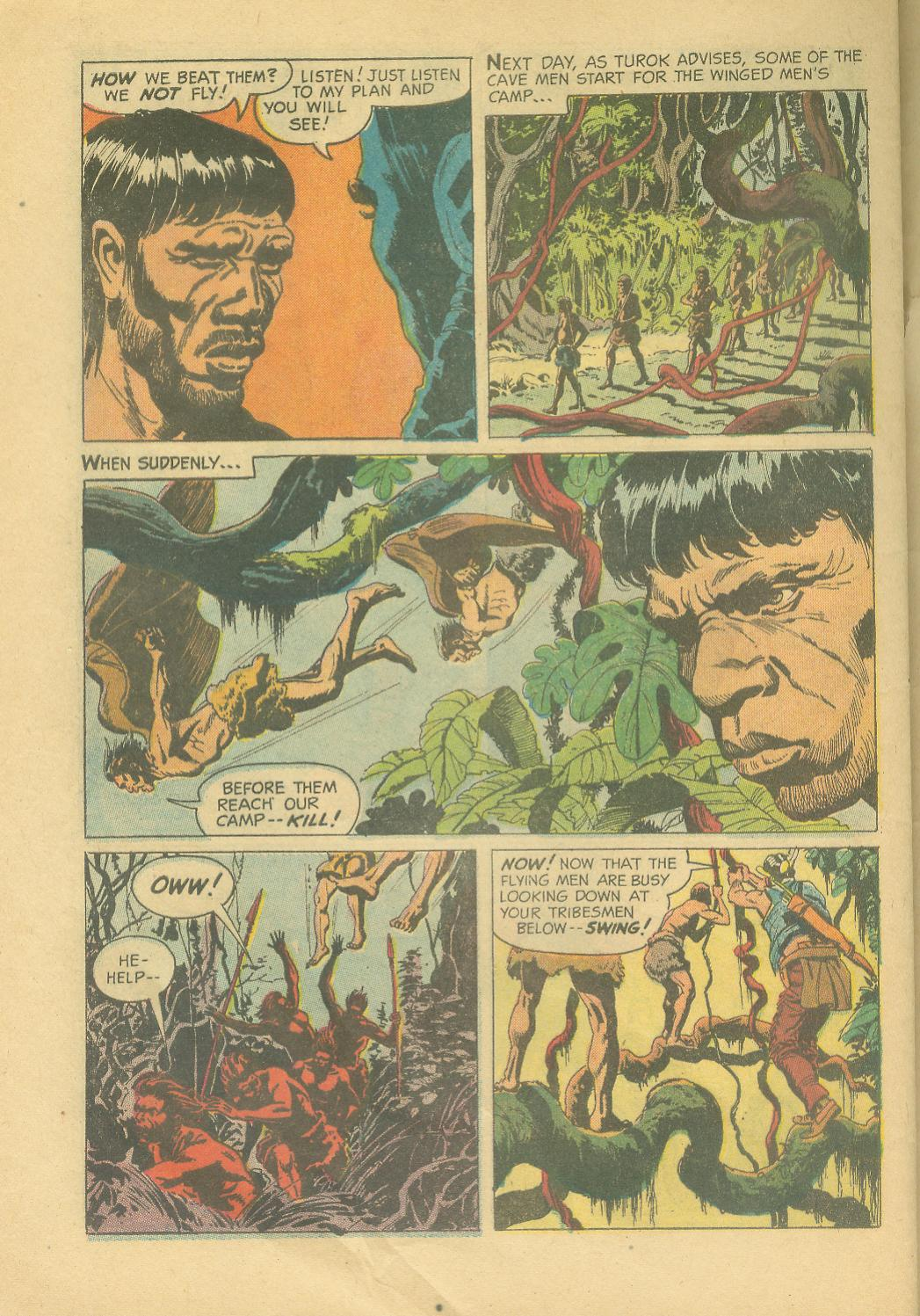 Read online Turok, Son of Stone comic -  Issue #25 - 32