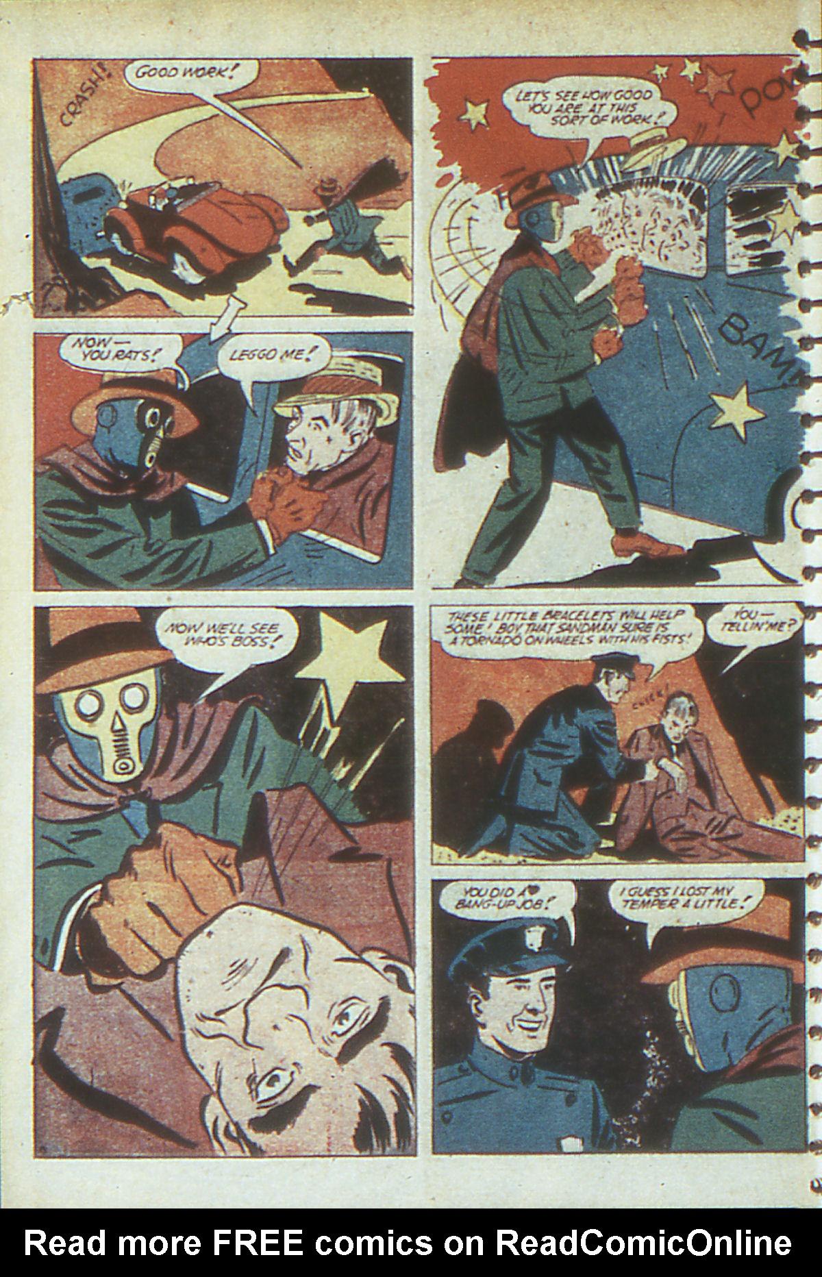 Read online Adventure Comics (1938) comic -  Issue #54 - 65