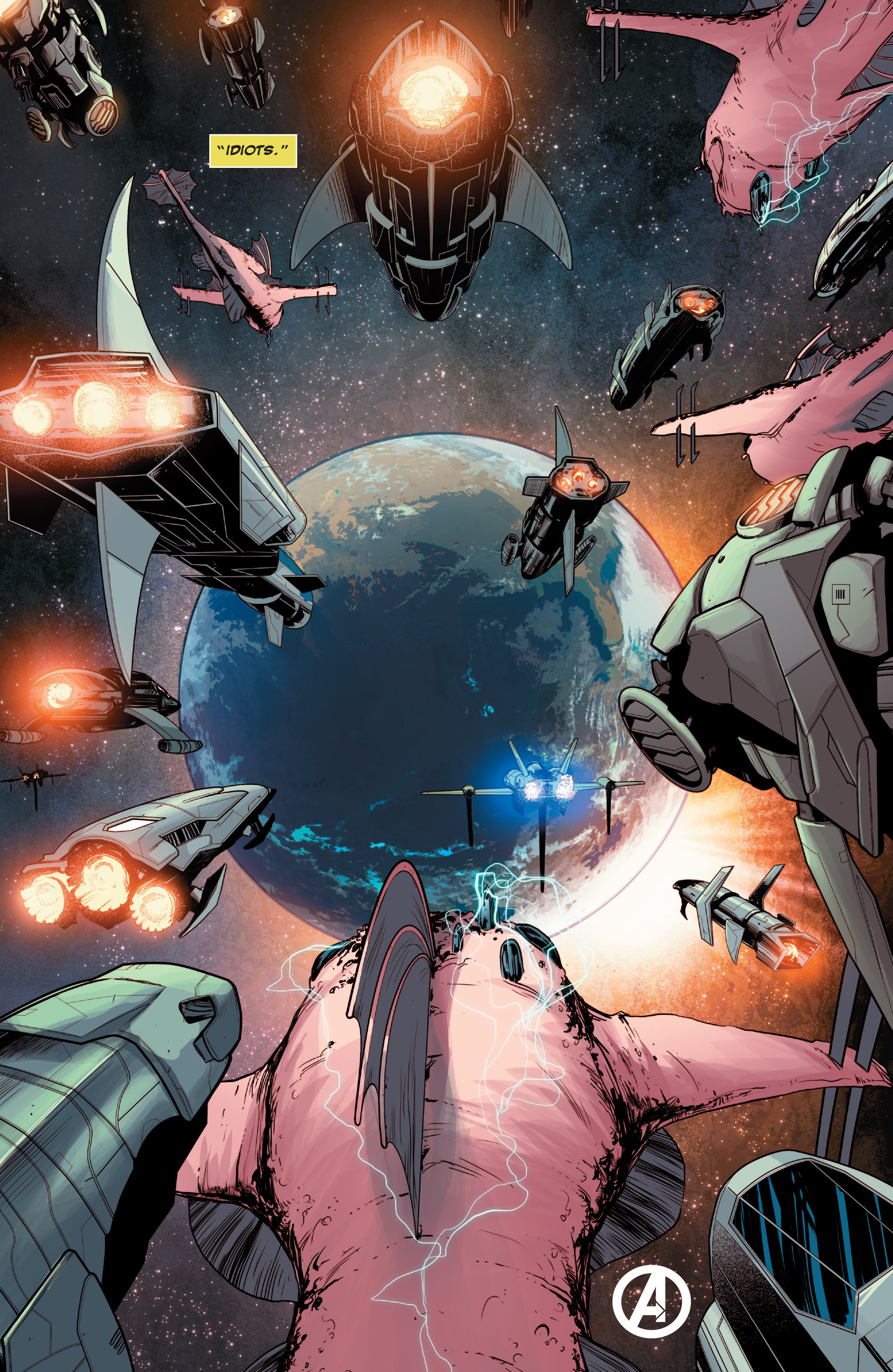 Read online Avengers (2013) comic -  Issue #42 - 23