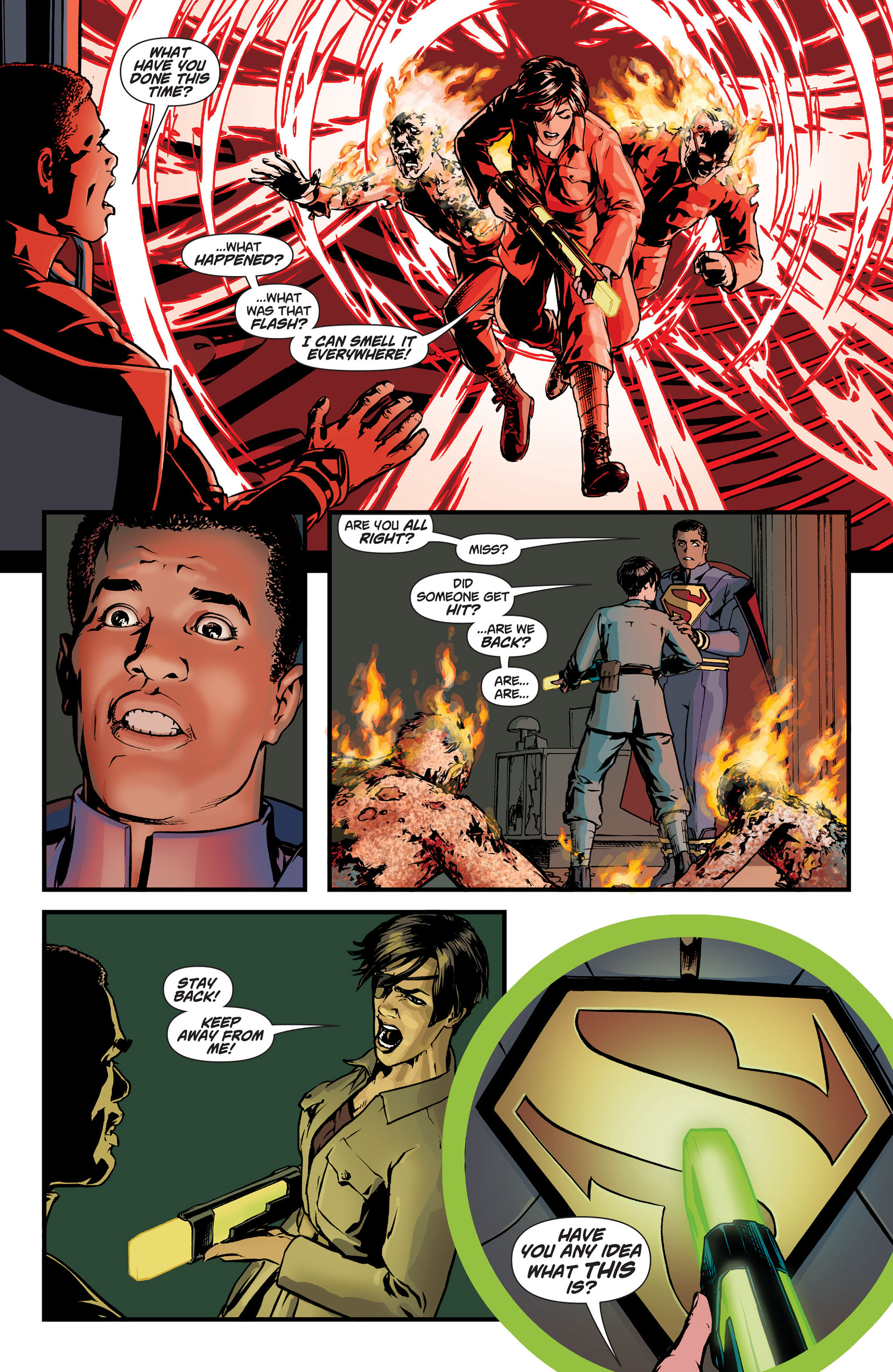 Read online Action Comics (2011) comic -  Issue #9 - 8