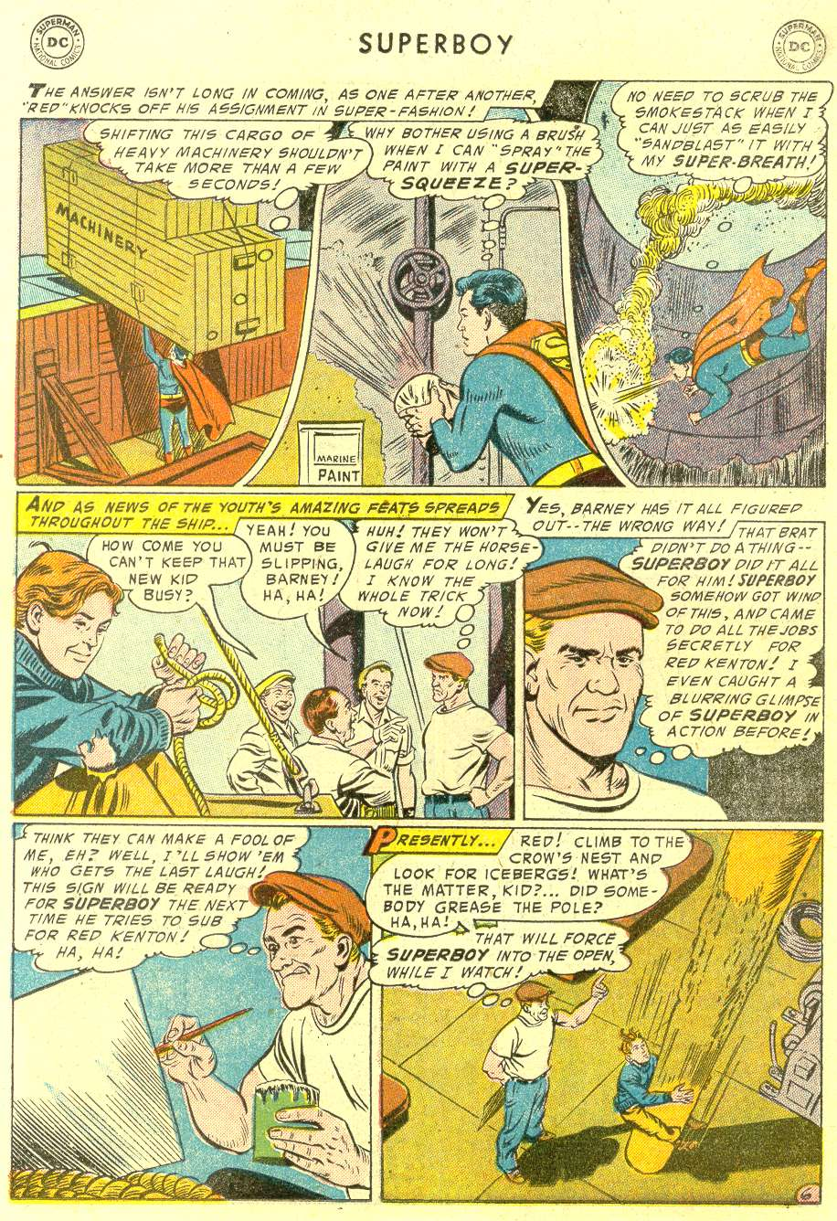 Superboy (1949) issue 42 - Page 16