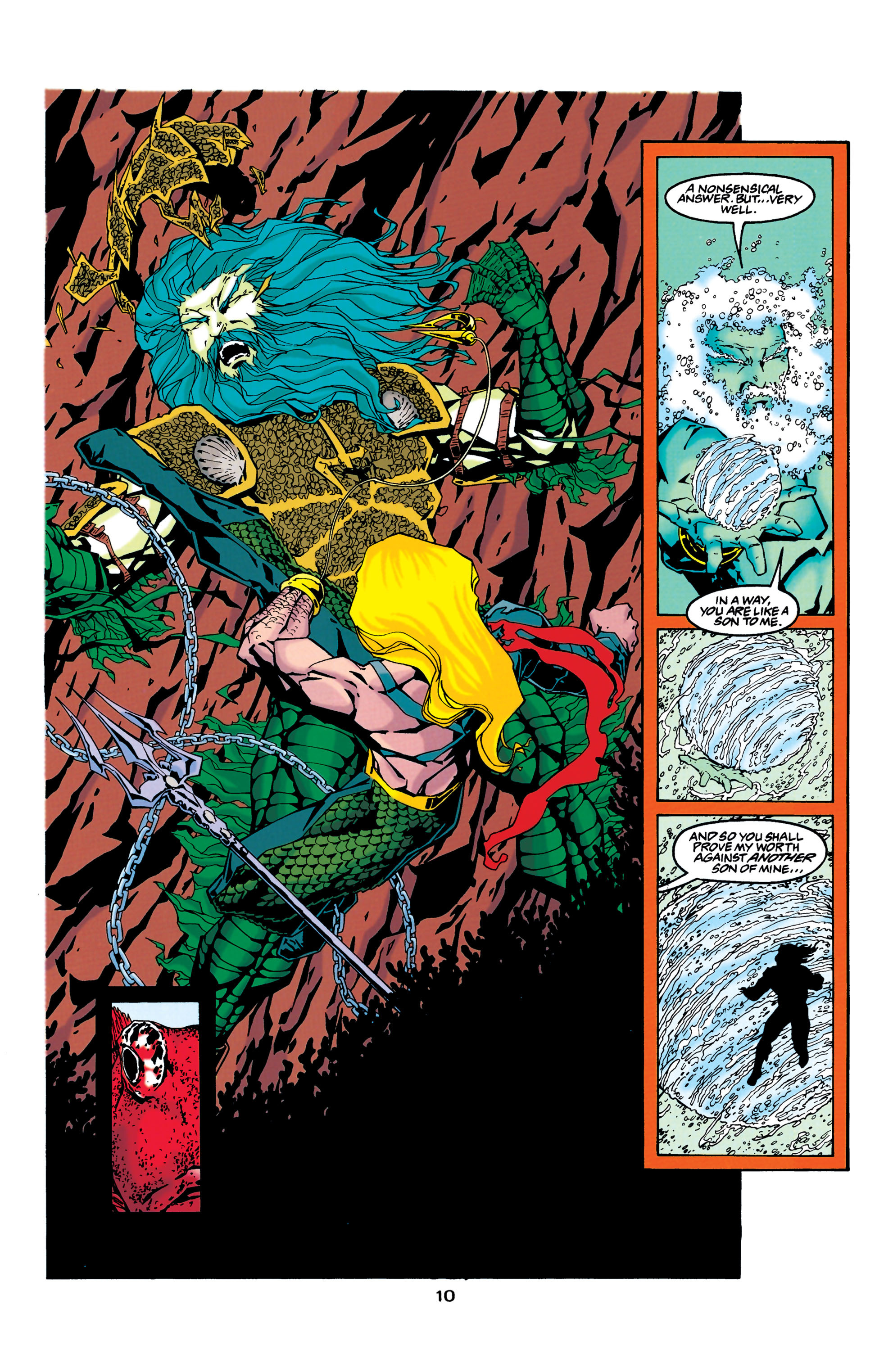 Read online Aquaman (1994) comic -  Issue #34 - 9