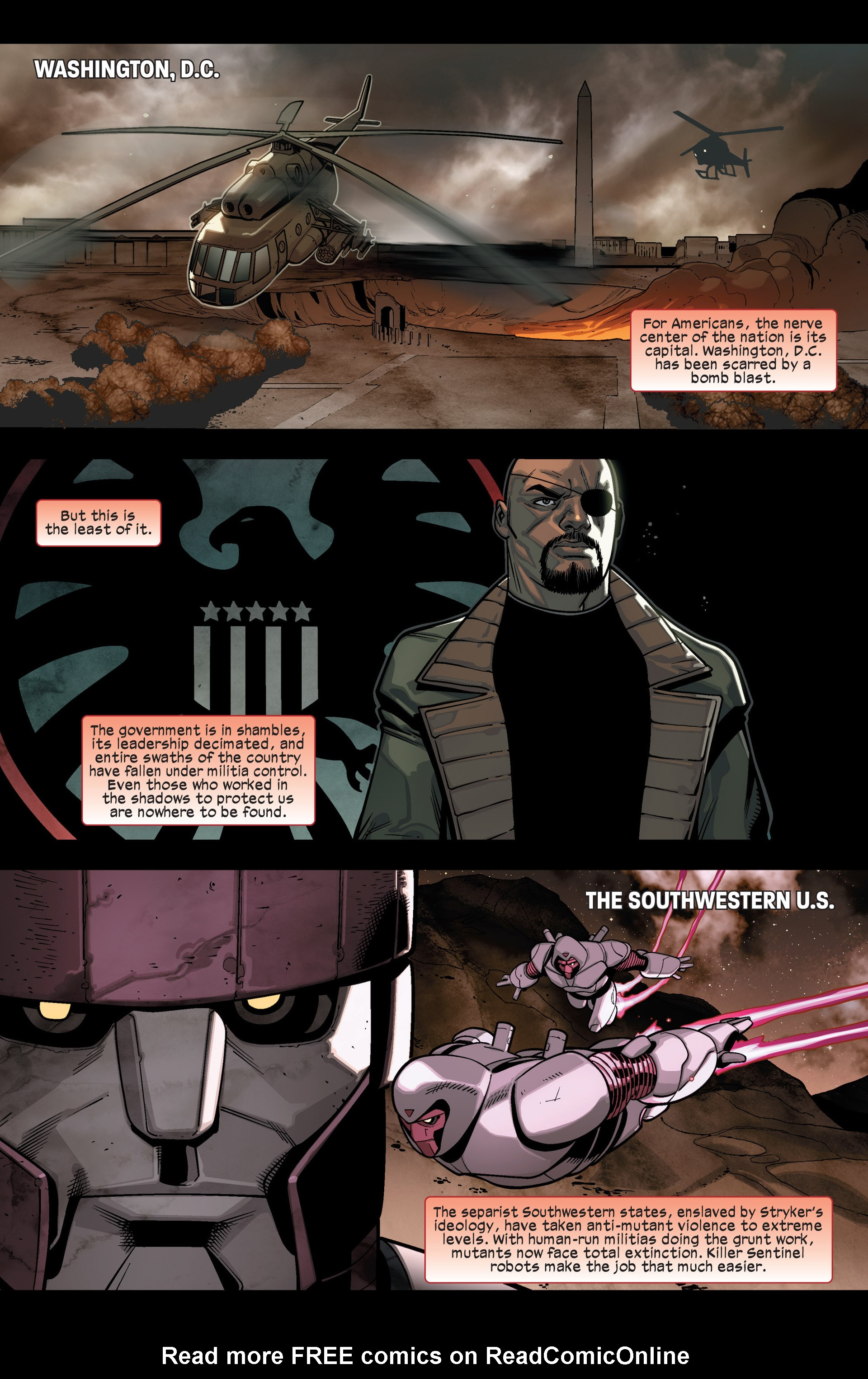 Read online Ultimate Comics X-Men comic -  Issue #15 - 4