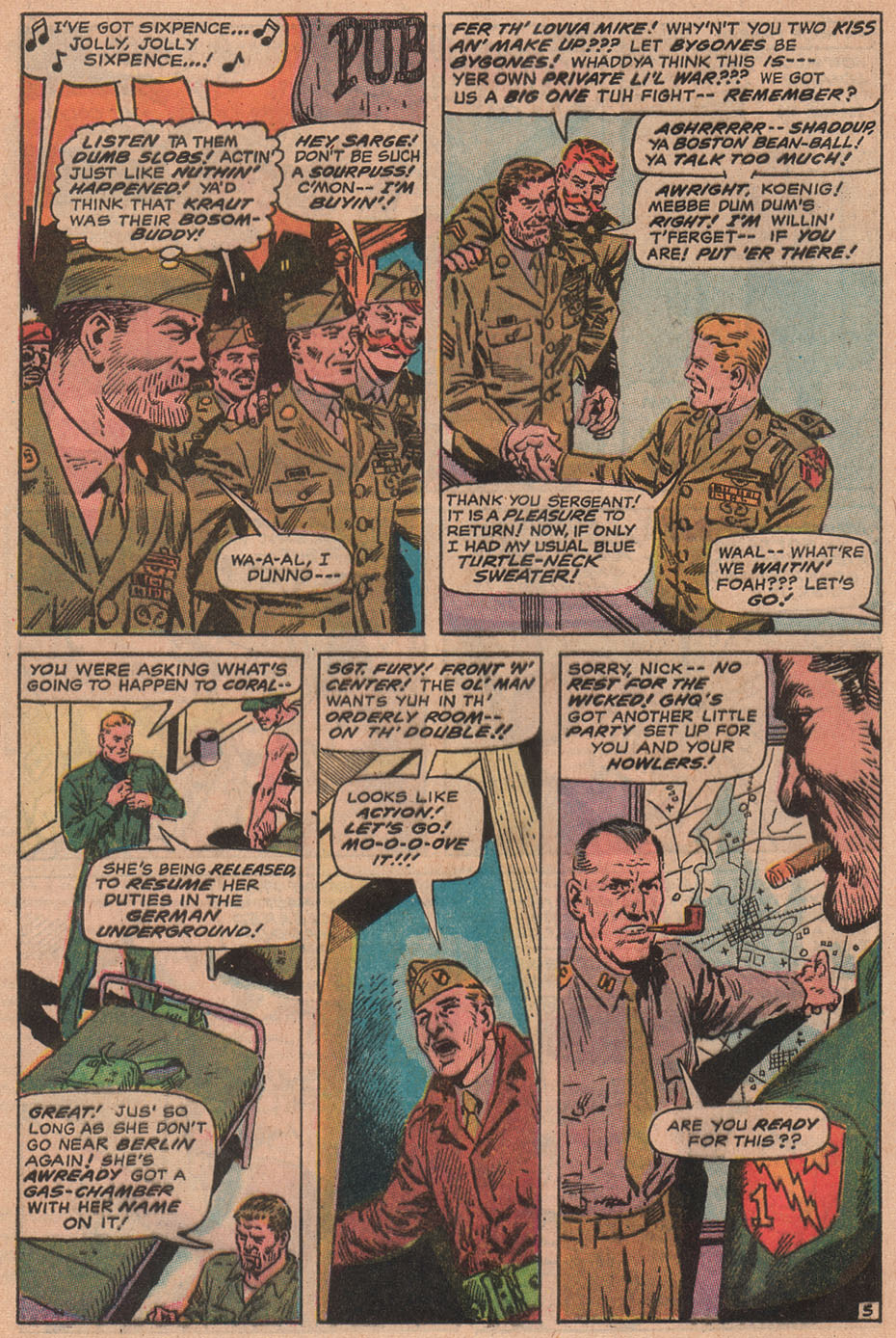 Read online Sgt. Fury comic -  Issue #79 - 8