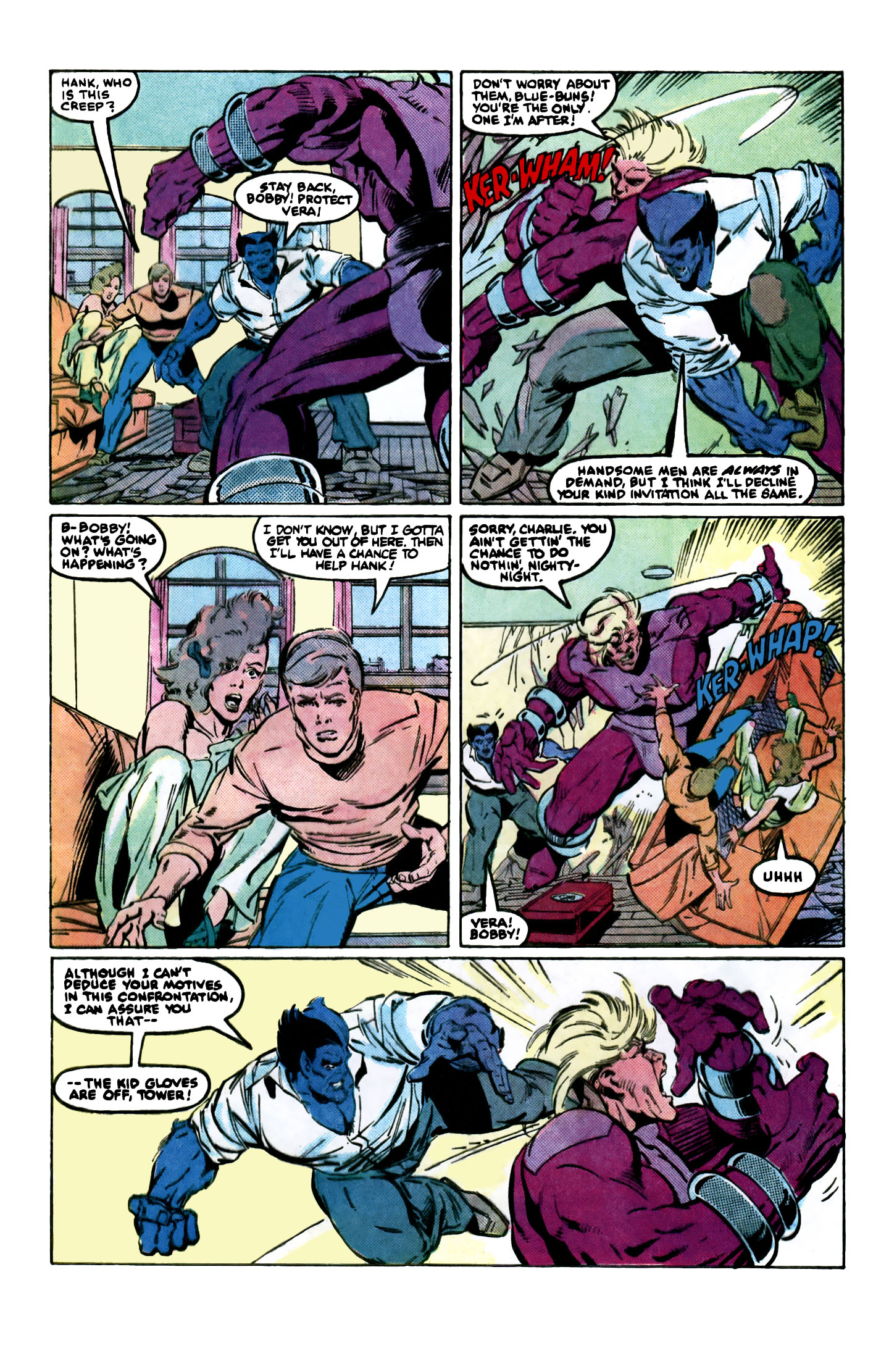 Read online X-Factor (1986) comic -  Issue #2 - 12