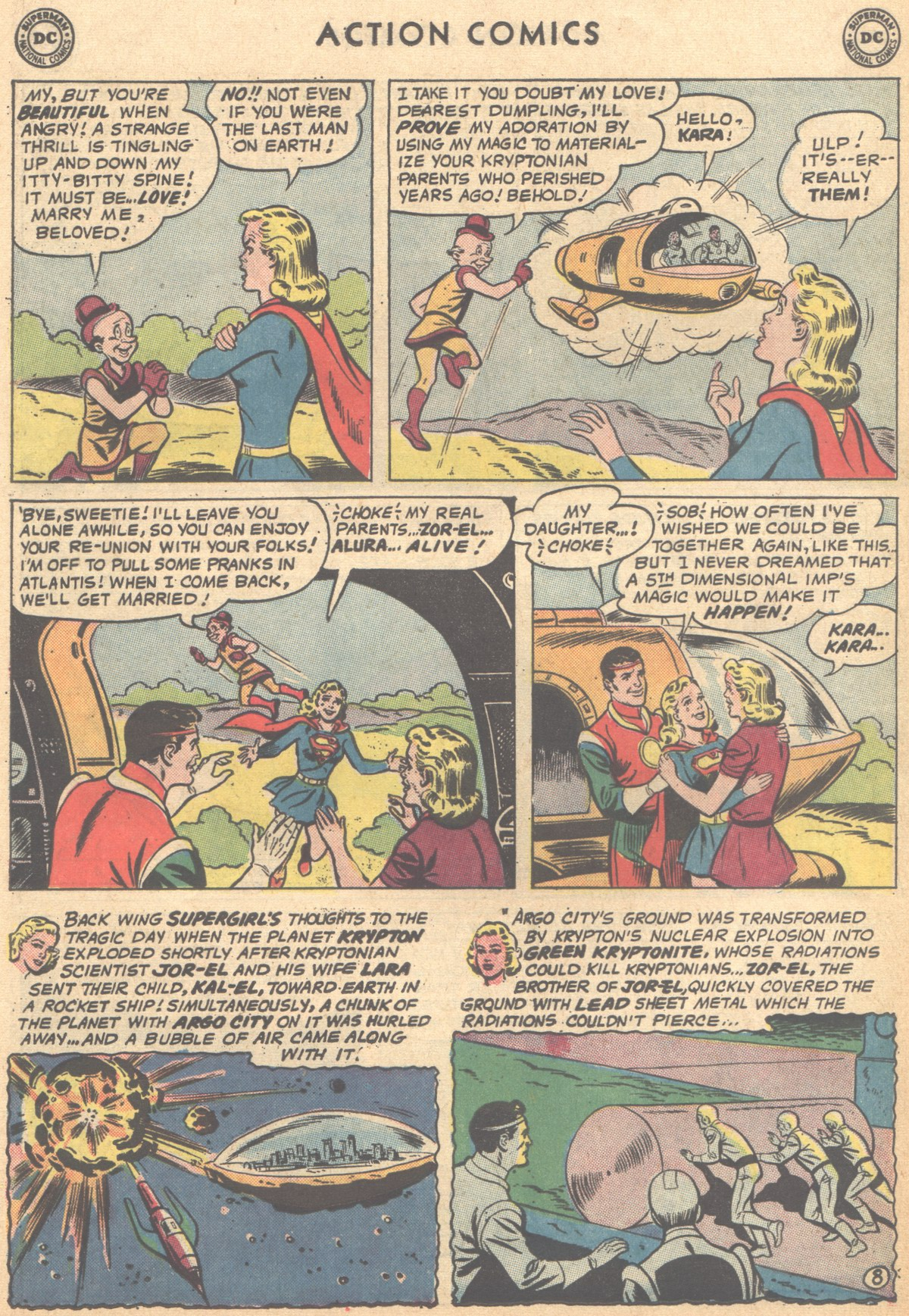Read online Action Comics (1938) comic -  Issue #291 - 26