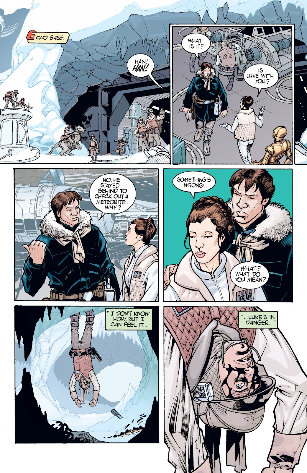 Read online Star Wars Legends: Infinities - Epic Collection comic -  Issue # TPB (Part 2) - 5