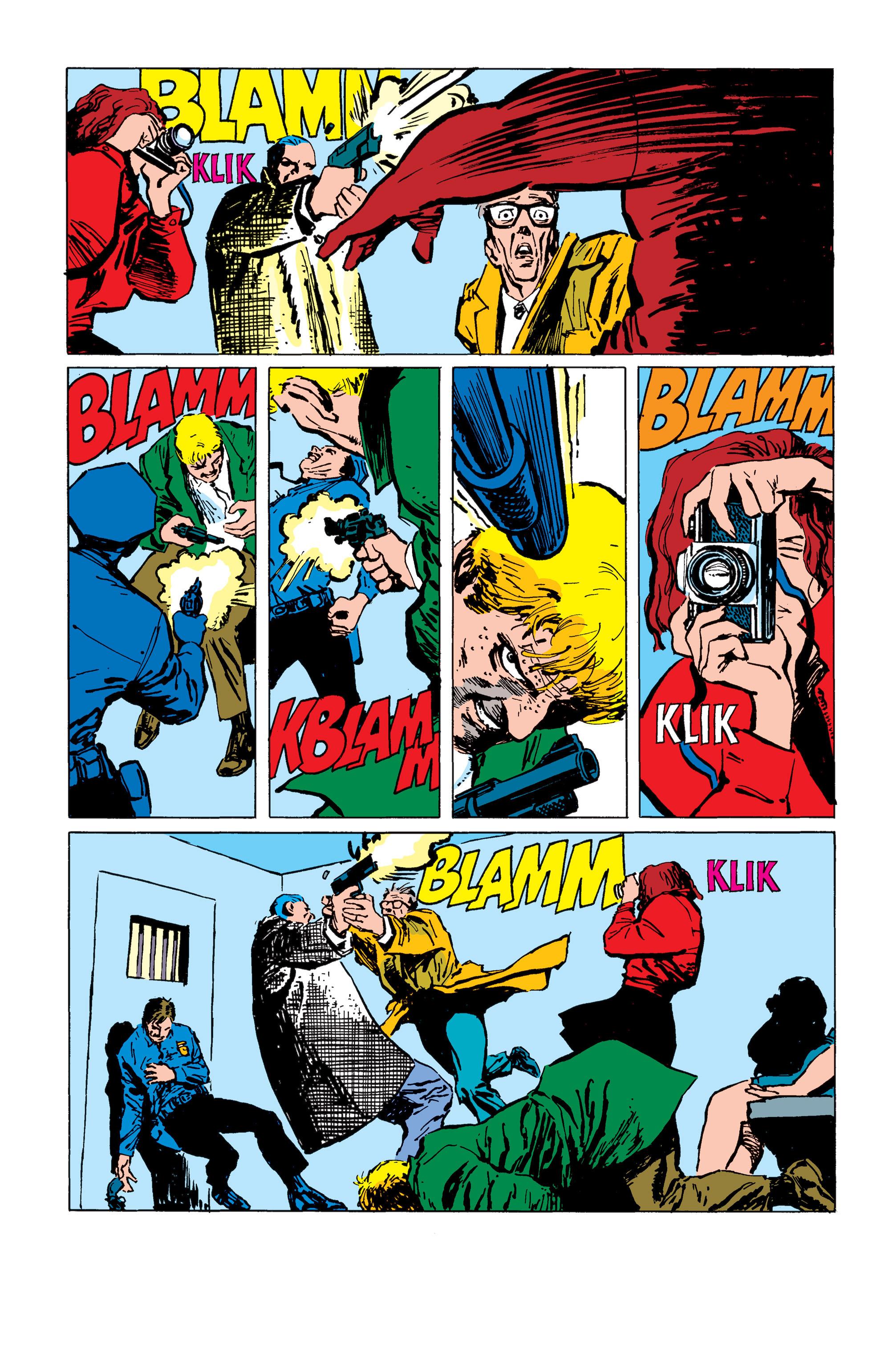 Read online Daredevil: Born Again comic -  Issue # Full - 159