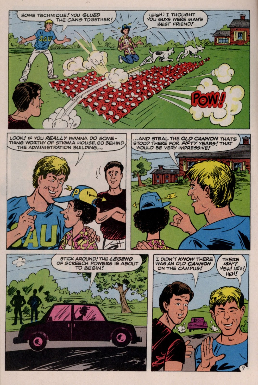 Read online Saved By The Bell comic -  Issue #2 - 12