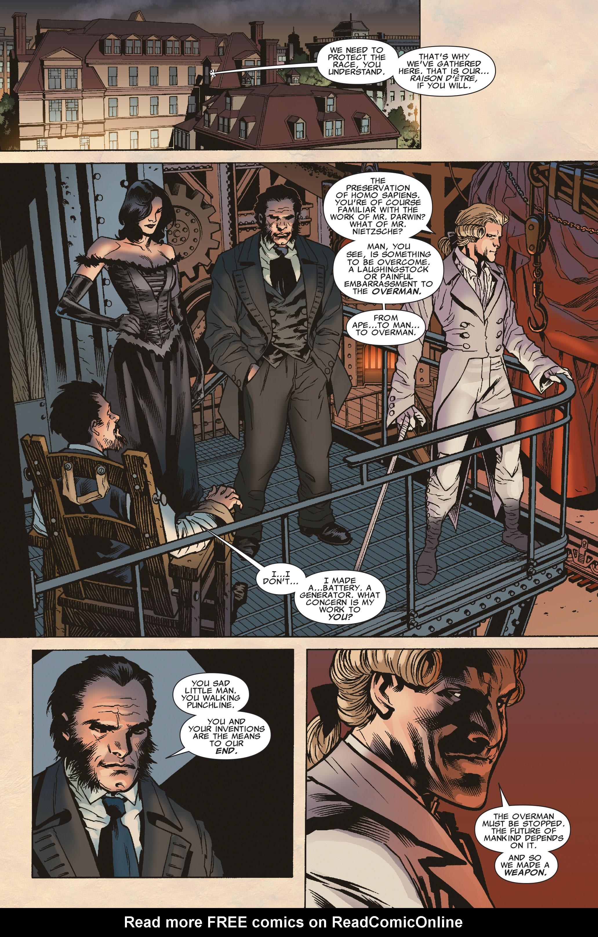 Read online Uncanny X-Men (1963) comic -  Issue #512 - 24