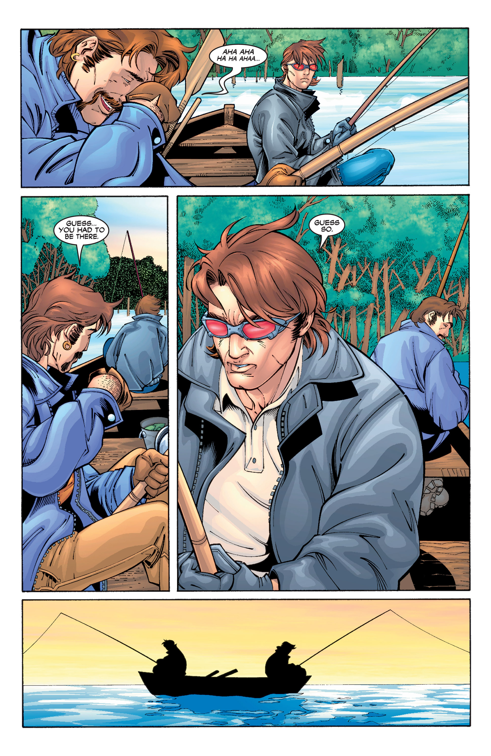 Read online Uncanny X-Men (1963) comic -  Issue #391 - 9